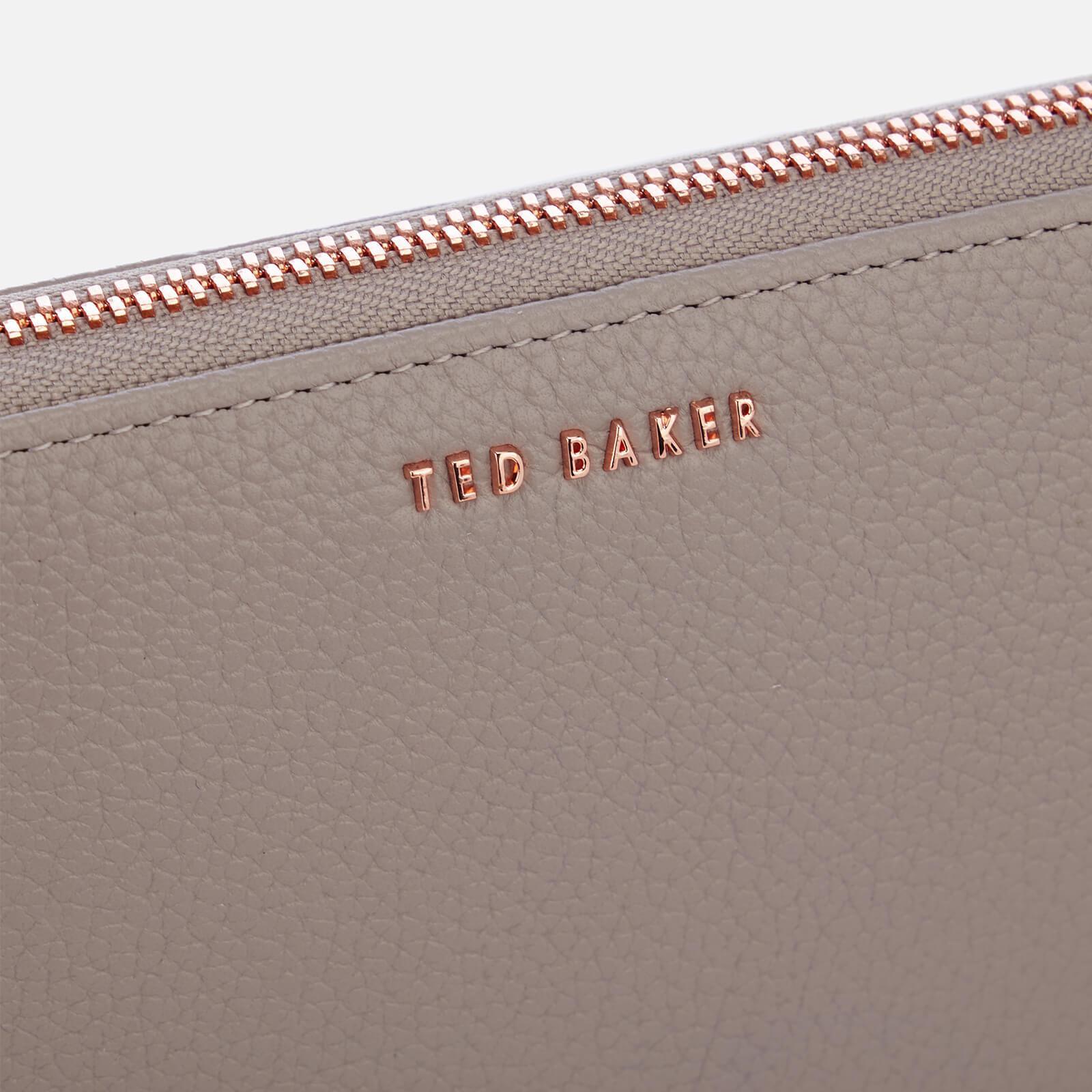 2e0bbe005 Ted Baker Sheea Tassel Zip Around Matinee Purse - Lyst