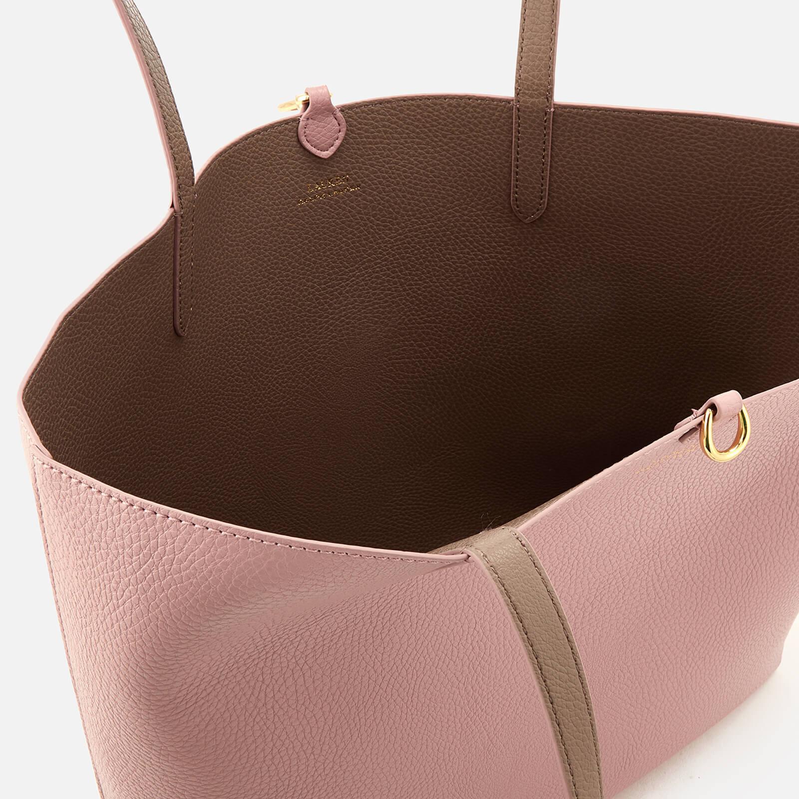 3fc6146e6d Lauren by Ralph Lauren Merrimack Reversible Tote Bag in Pink - Lyst
