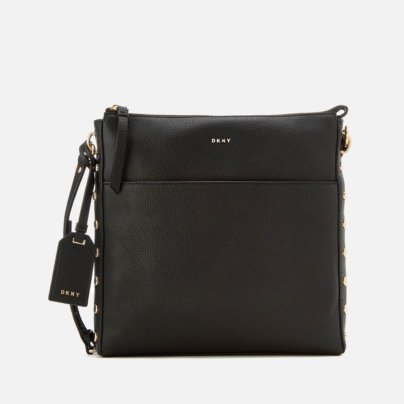 c69a417ace88 Lyst - DKNY Women s Chelsea Pebbled Leather Top Zip Cross Body Bag ...