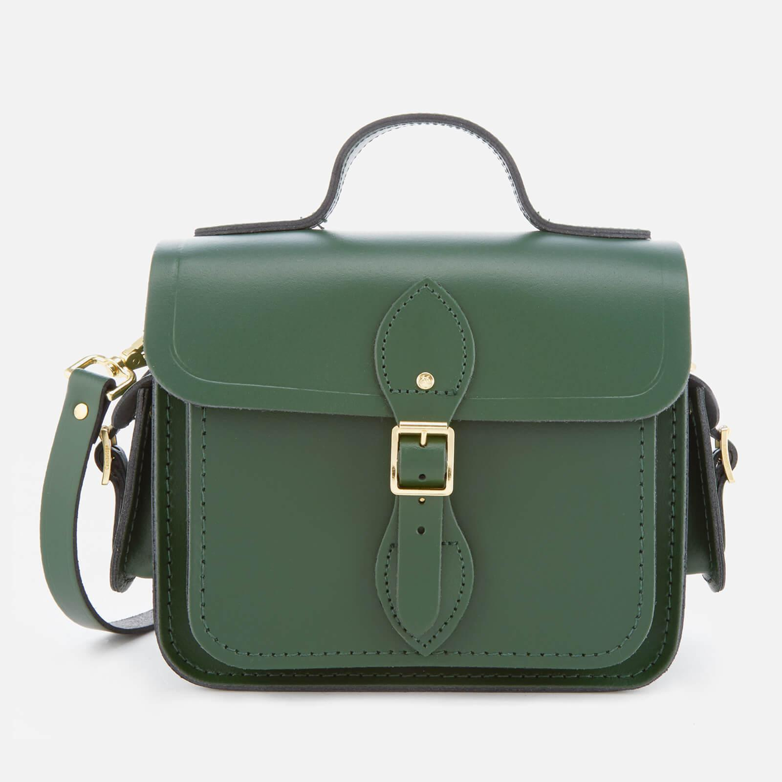 Lyst Cambridge Satchel Company Traveller Bag With Side