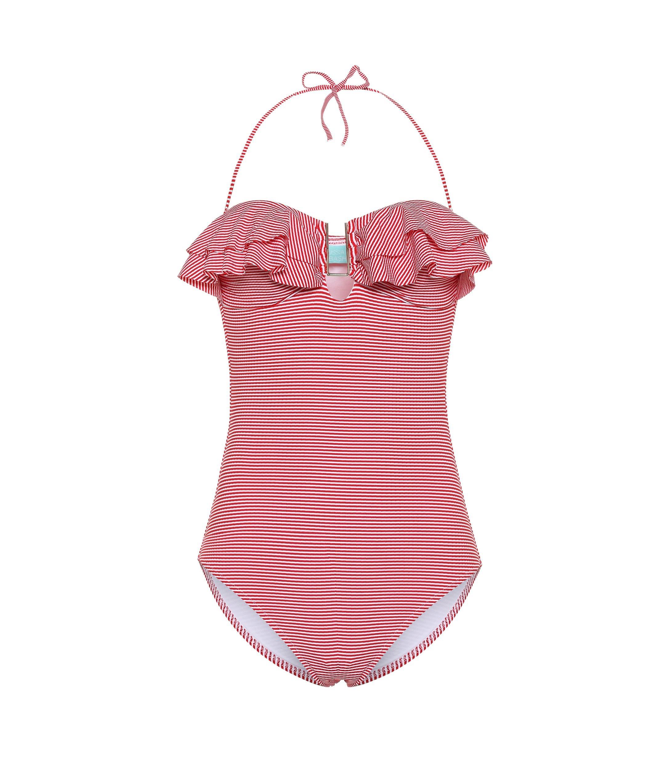 7fe93bc541705 Lyst - Melissa Odabash Corfu One-piece Swimsuit