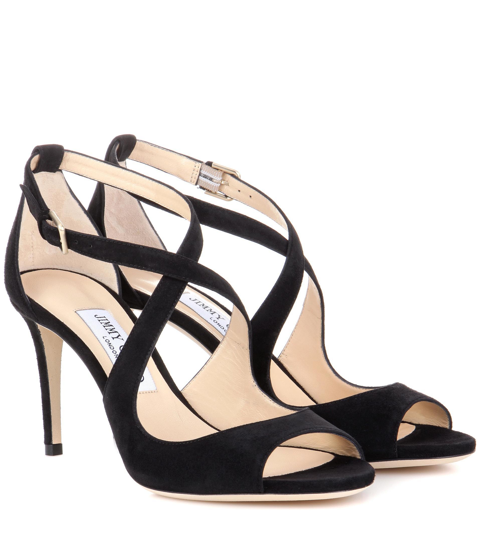 Jimmy choo Emily high heeled sandals BZV0BOzge
