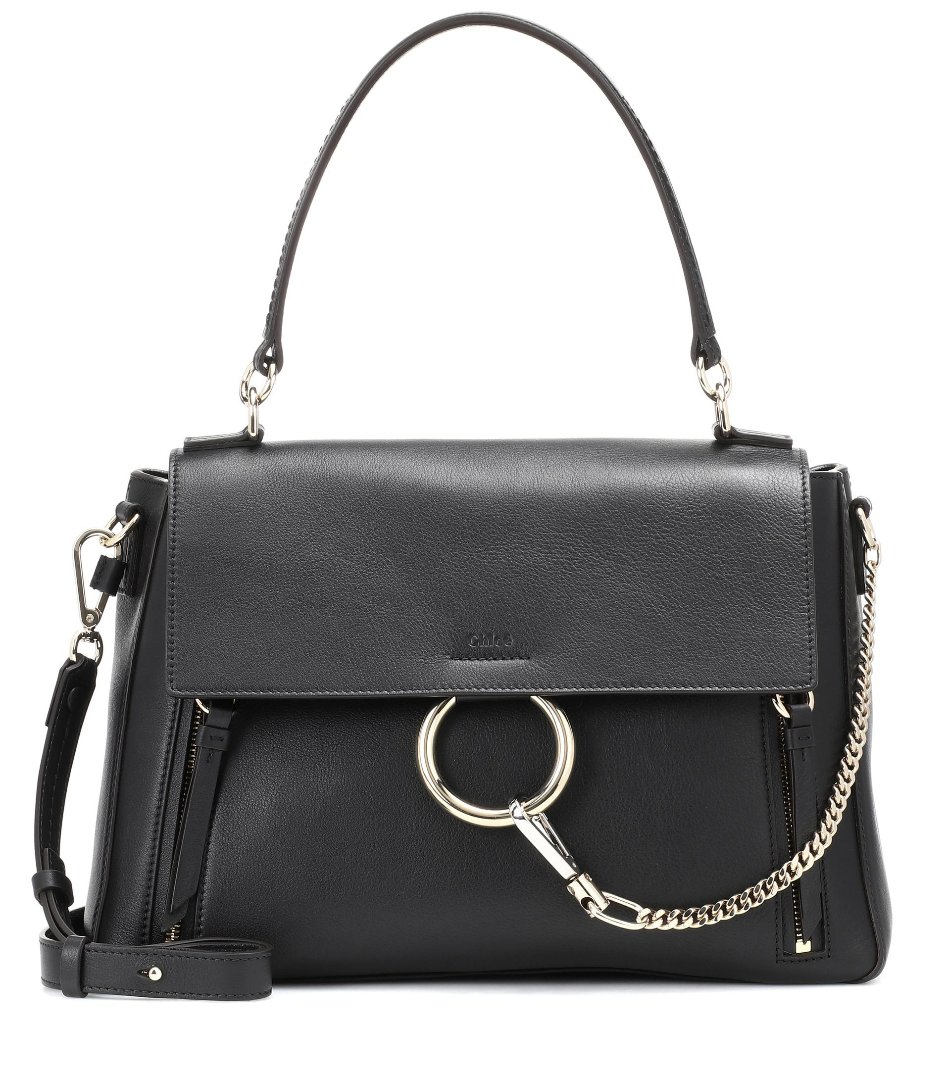 Sac en cuir Faye Day Mini