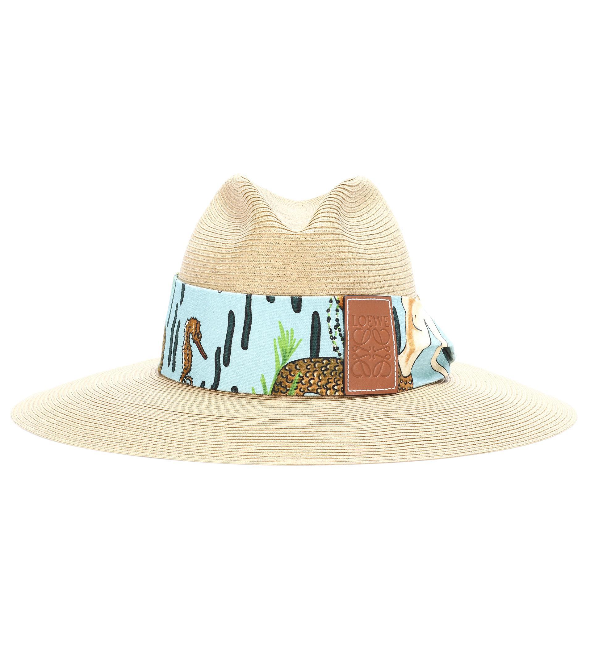 d9bc89ddc4fff1 Loewe X Paula's Ibiza Dorfman Hat in Natural - Lyst