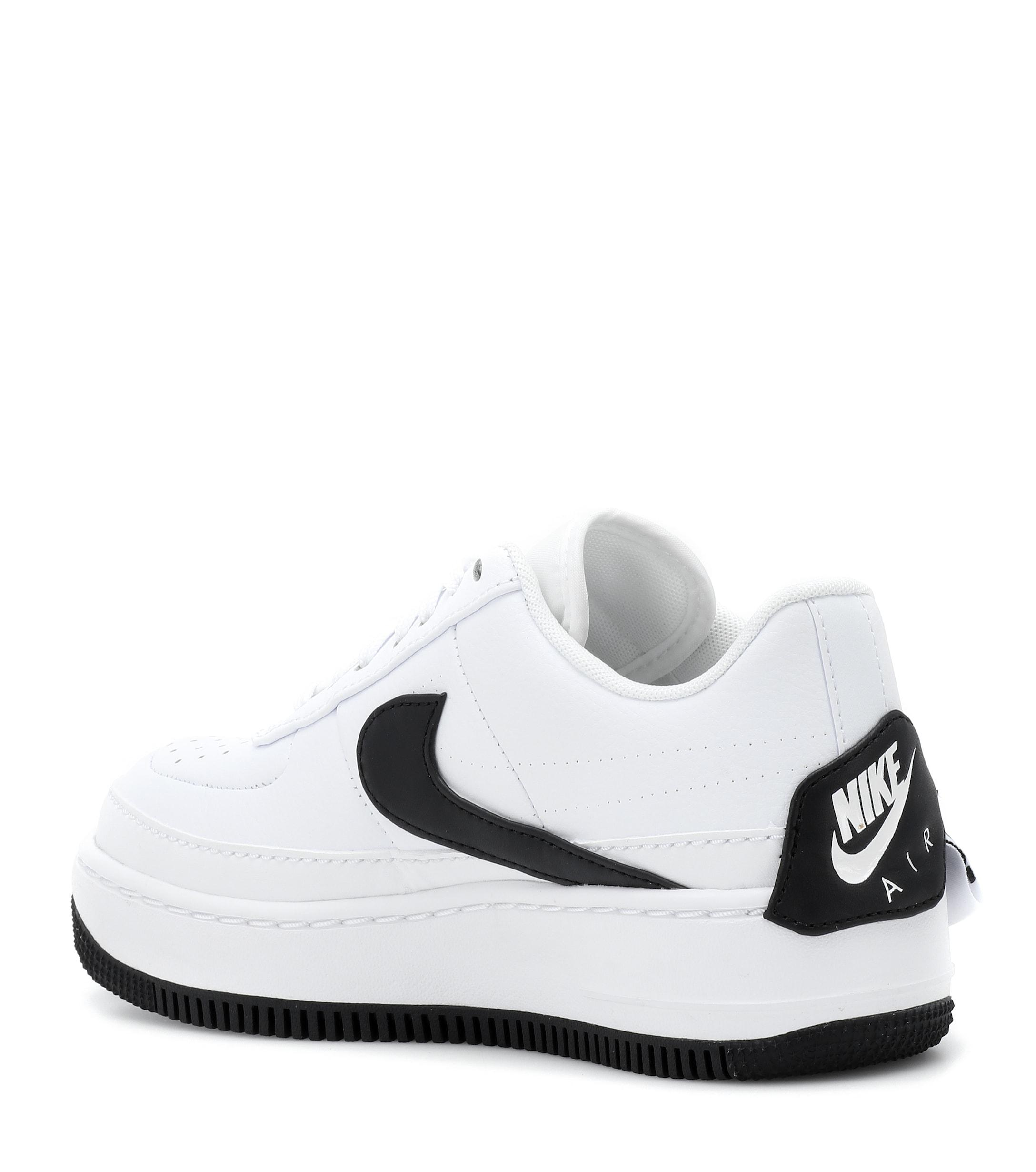quality design 58795 14d1d Lyst - Zapatillas Air Force 1 Jester XX Nike de color Blanco