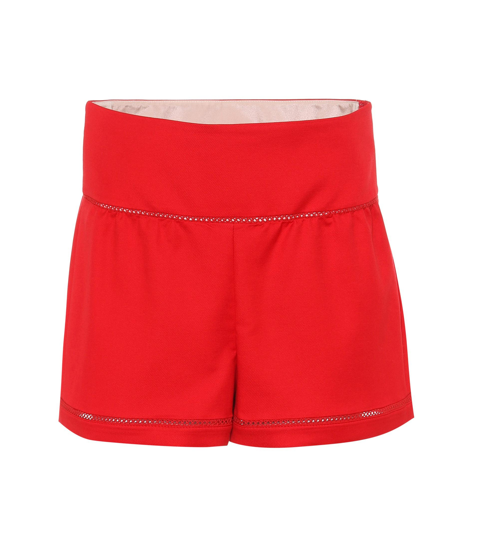 Cady Short Rouge Valentino OgUyM2T4
