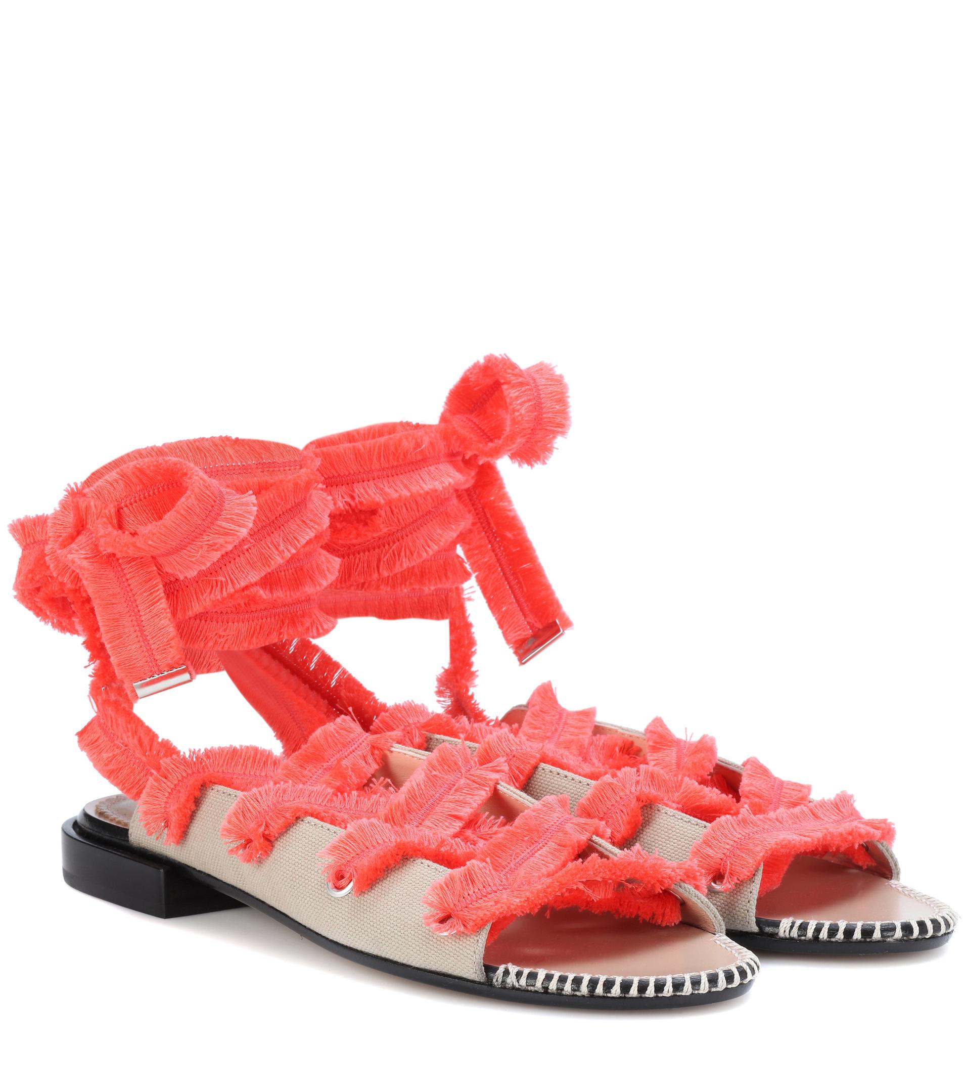 Discount Manchester Great Sale Altuzarra Espadrille sandals Pay With Paypal Cheap Online Outlet Supply Sneakernews Cheap Price Good Selling Sale Online Y5lag