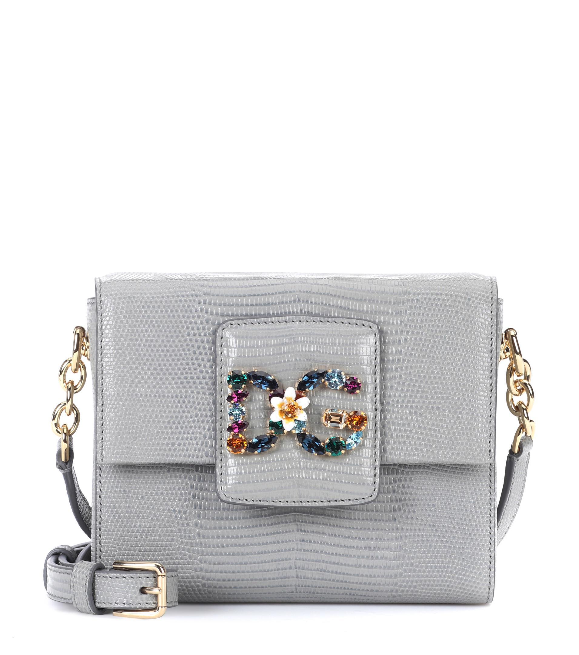 Dolce & Gabbana DG Millennials small shoulder bag ITtPIp