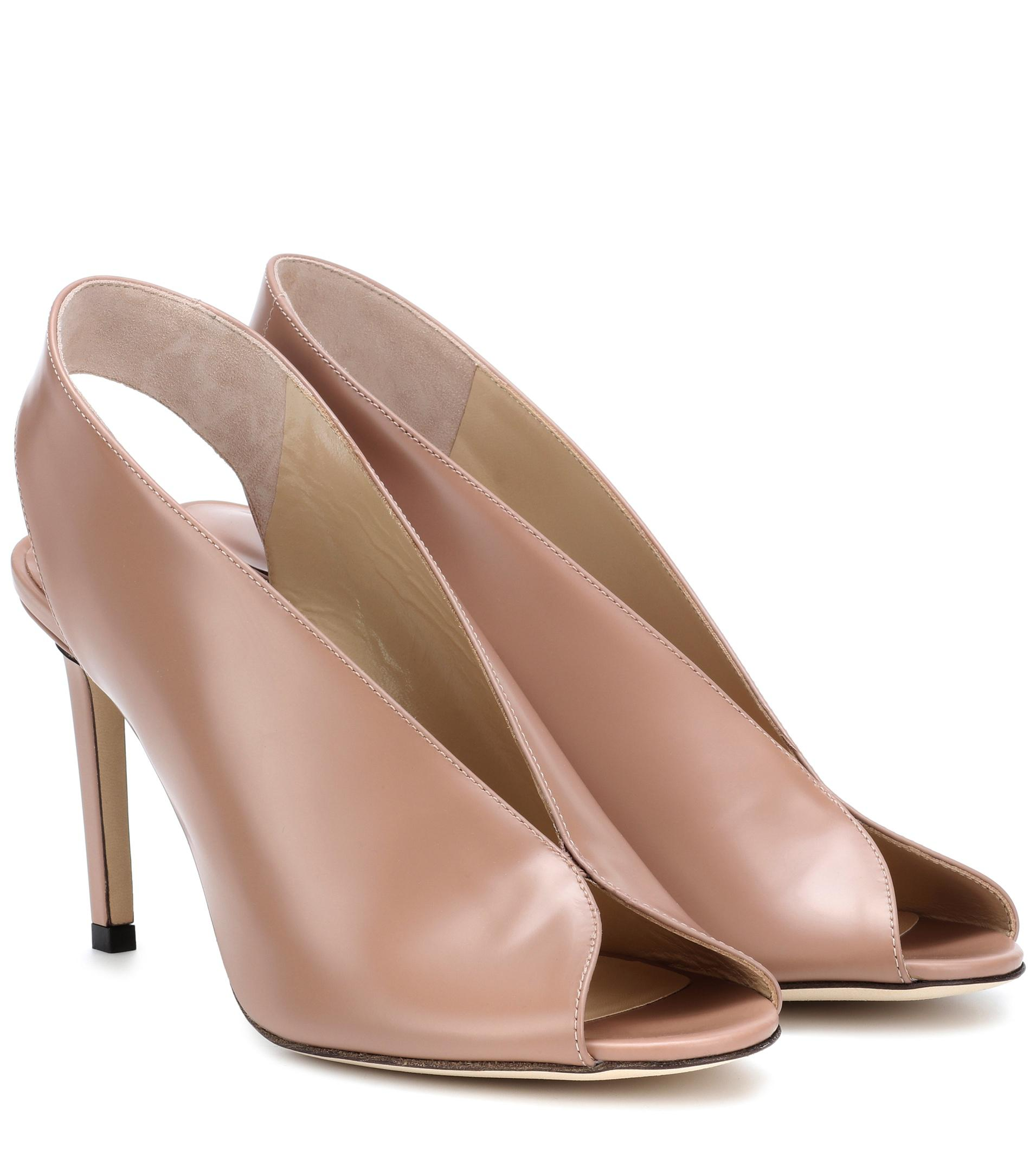 Jimmy choo Shar 85 suede sandals 7PFULpKY