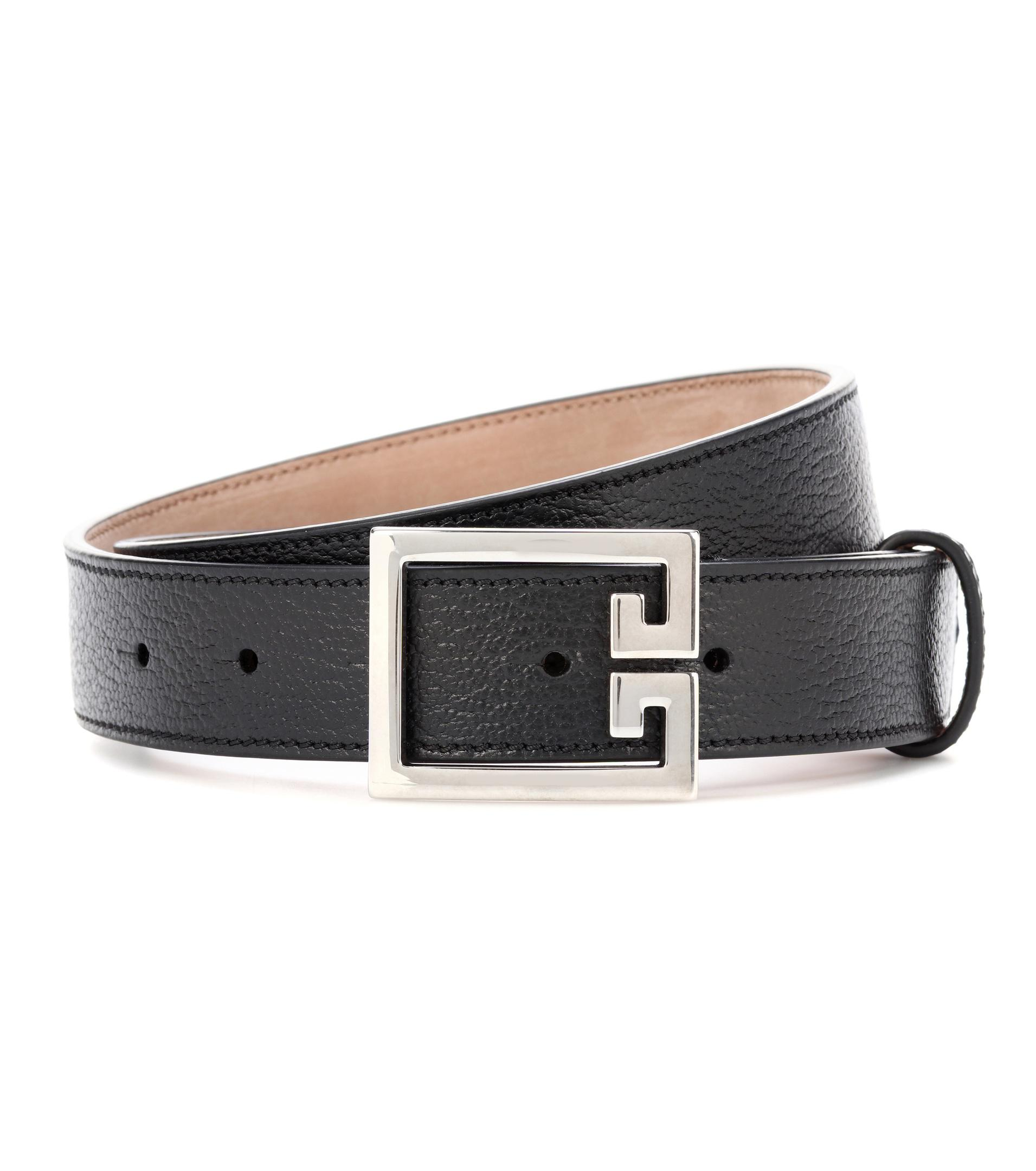 geometric buckle belt - Black Givenchy wXSxjwB52