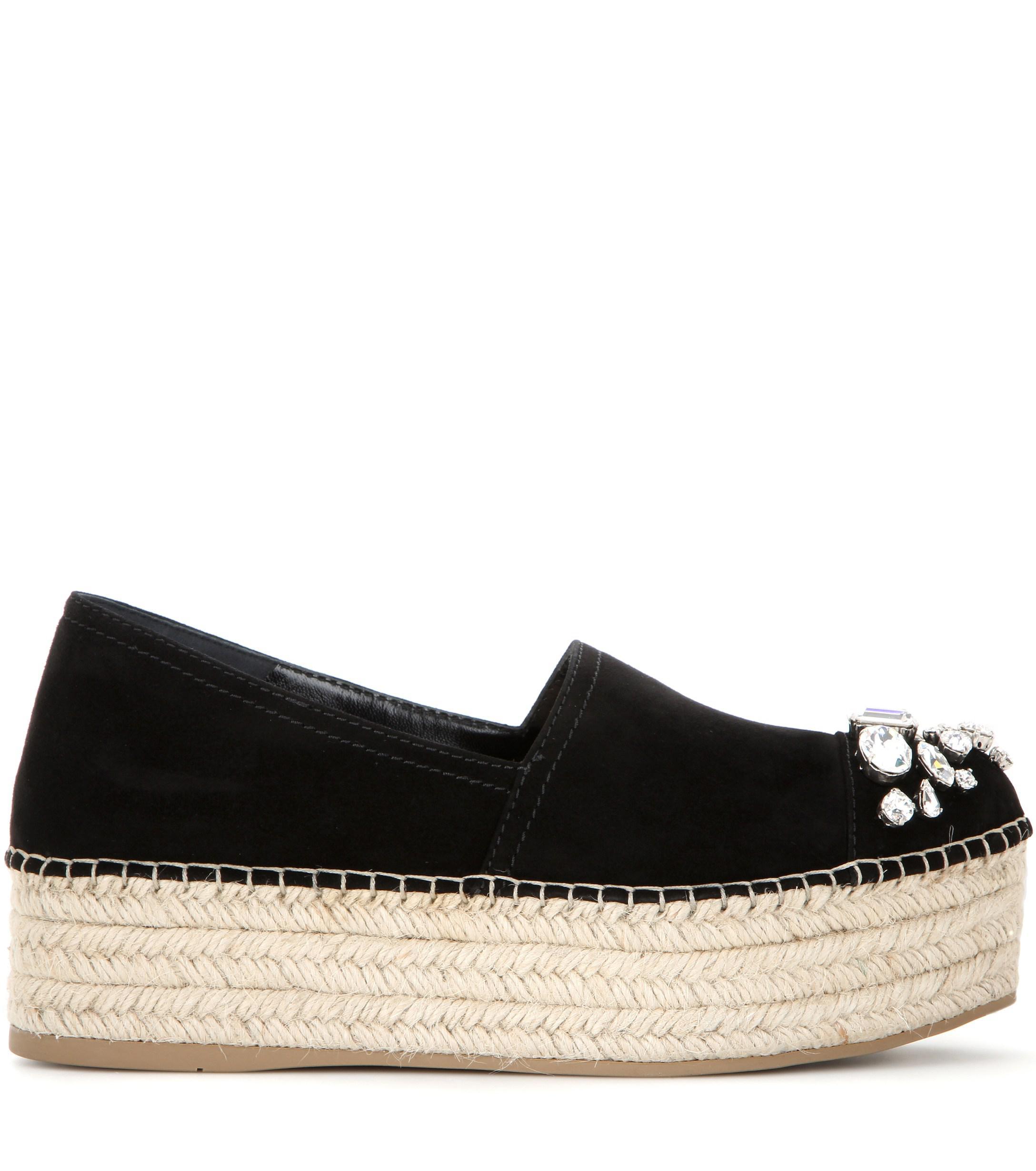 separation shoes 7c172 b0741 miu-miu-black-Embellished-Suede-Platform-Espadrilles.jpeg