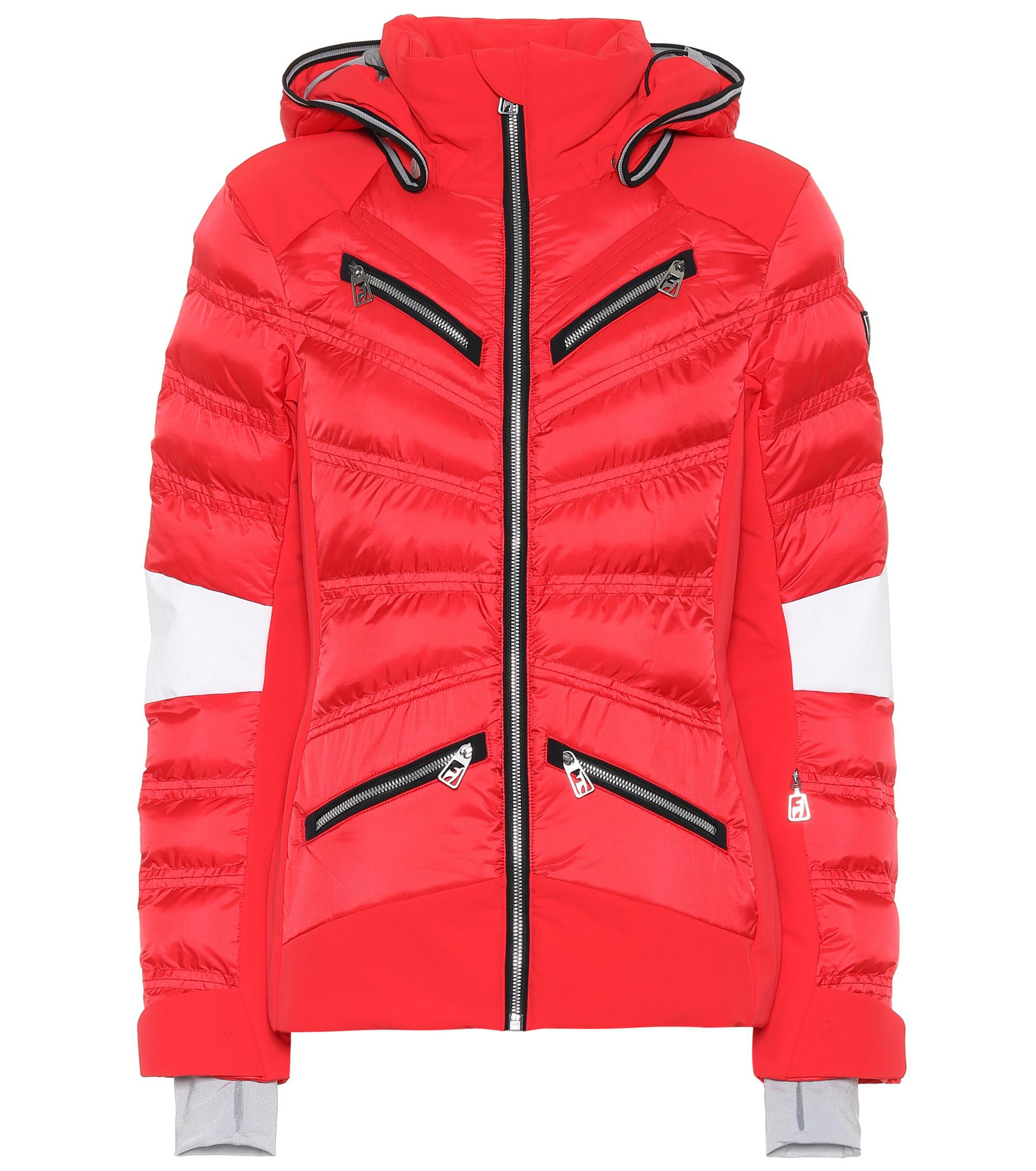 a2260988fab51 Toni Sailer Sibilla Ski Jacket in Red - Lyst
