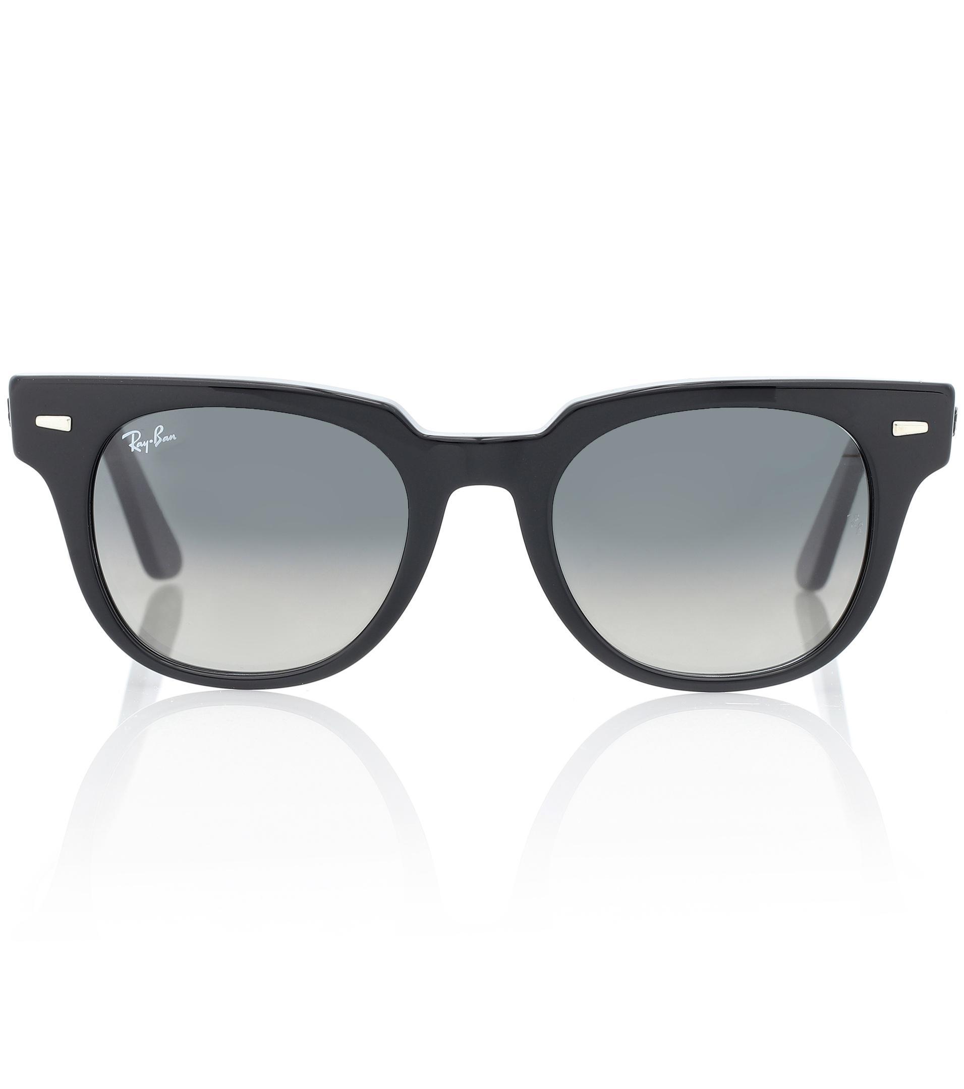 f58fba665de Ray-Ban Classic Wayfarer Sunglasses in Black - Lyst