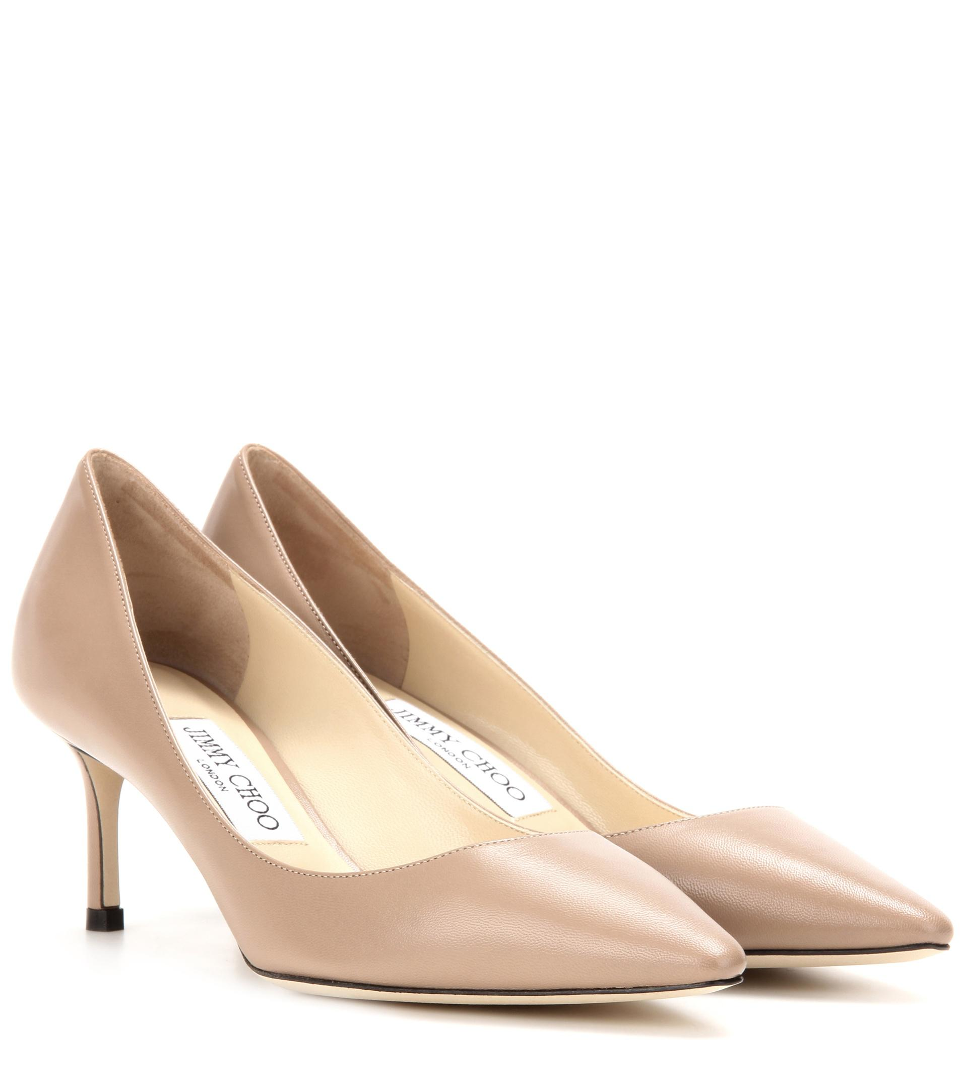 Romy 110 pumps - Nude & Neutrals Jimmy Choo London DCqPT