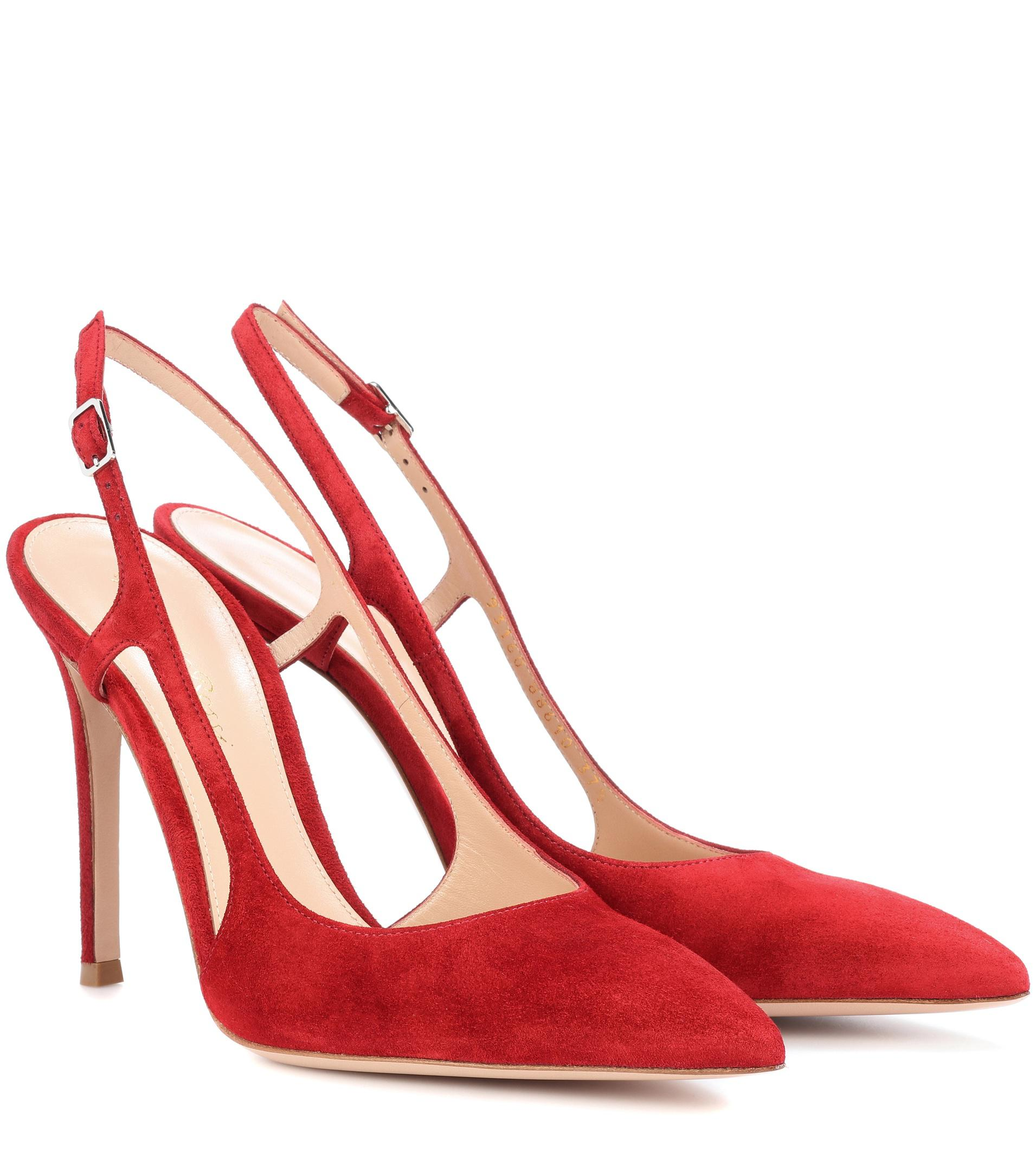 d2339417258 Gallery. Previously sold at  Mytheresa · Women s Gianvito Rossi ...