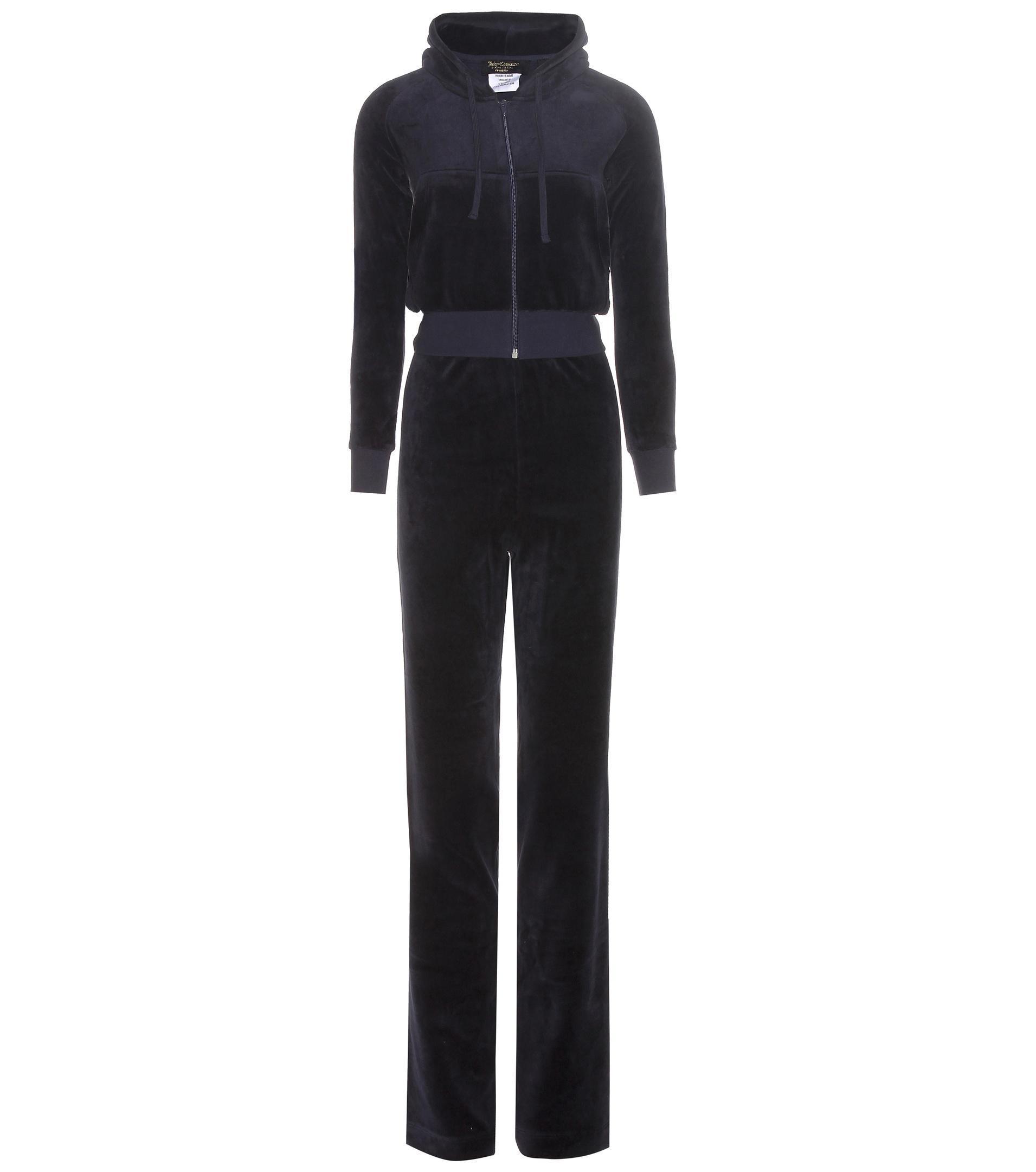 Lyst - Vetements X Juicy Couture Velour Tracksuit in Blue aa43de33b