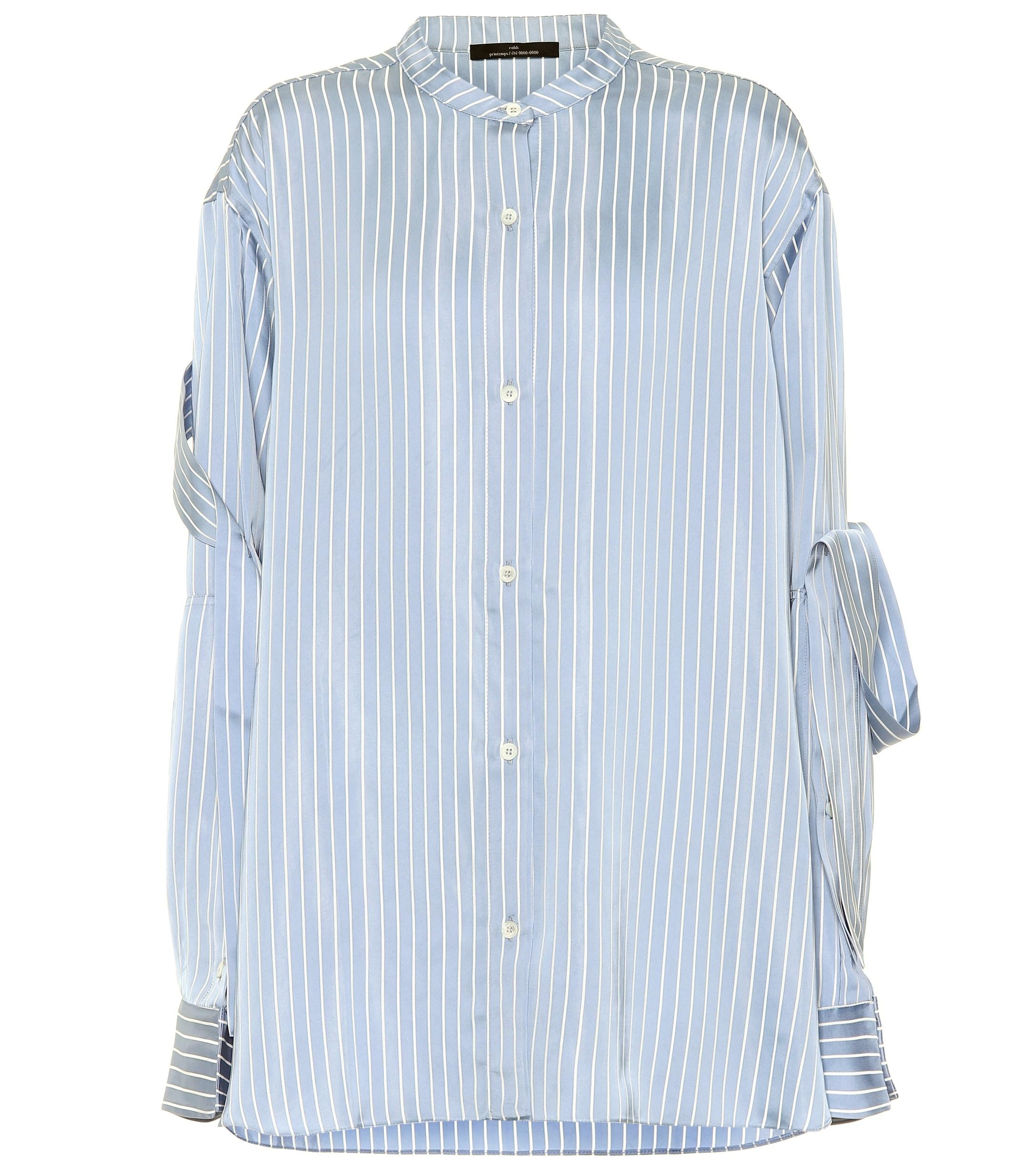 3babb269d9 rokh-designer-white-and-blue-single-stripe-Striped-Satin-Shirt.jpeg