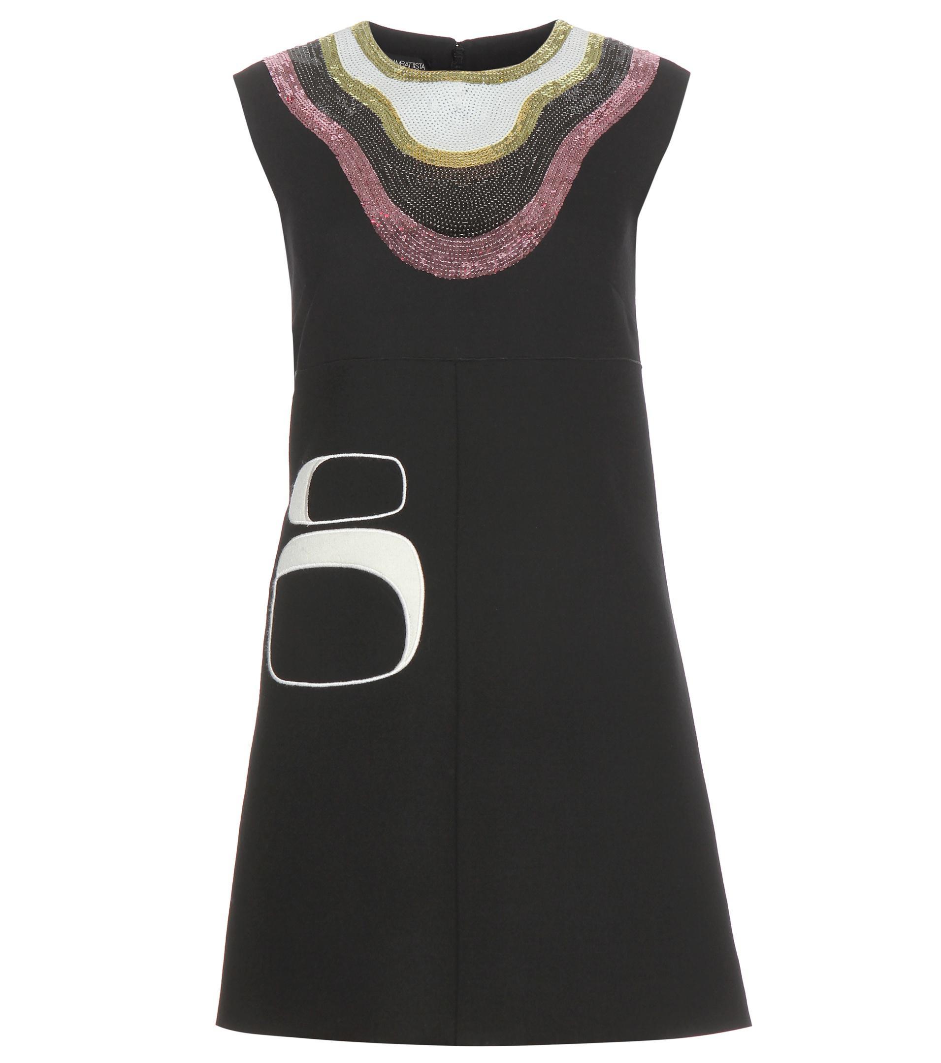 Embellished wool dress Giambattista Valli zNQBsqJ7dl