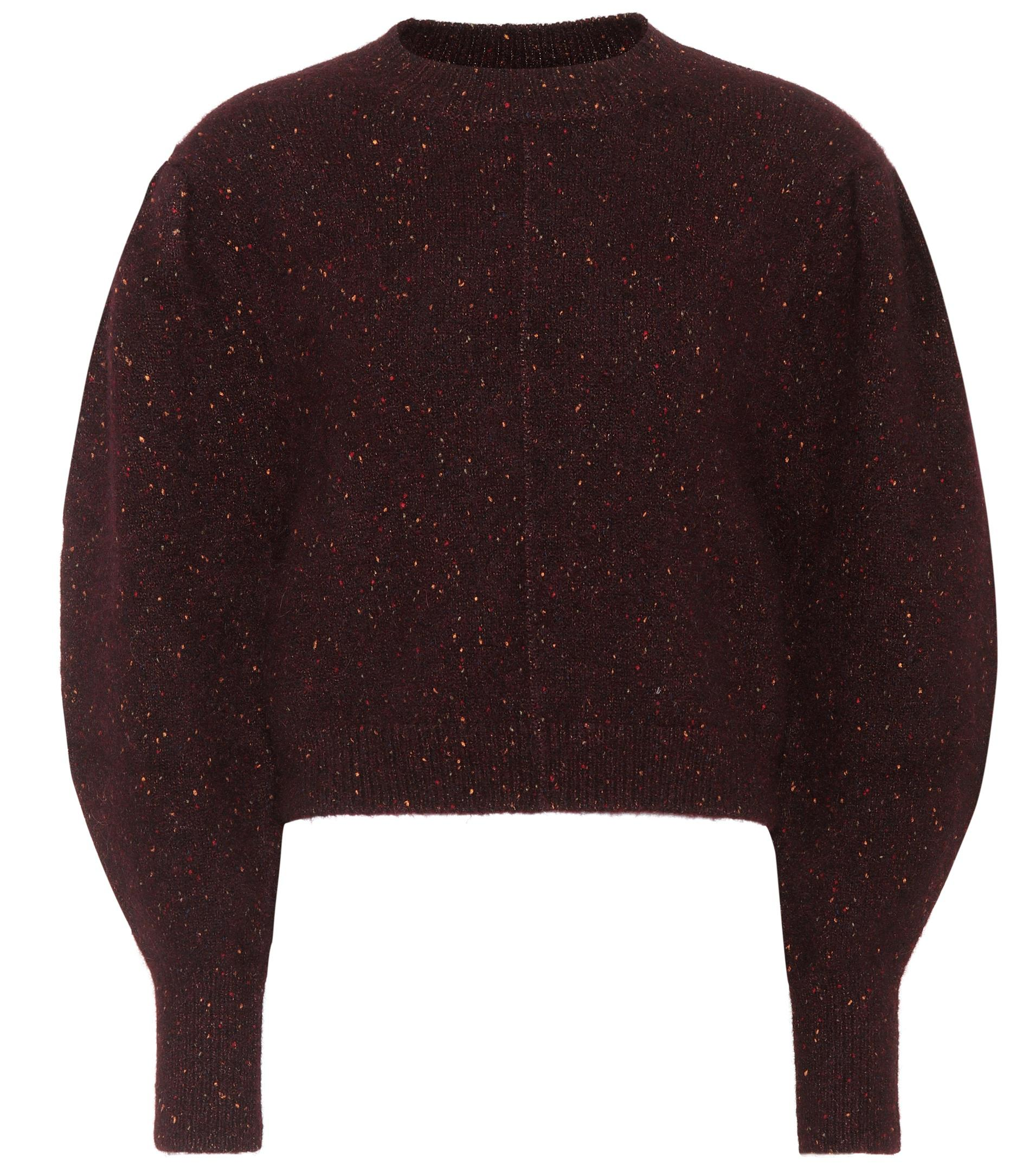 Denver wool-blend sweater Isabel Marant Sale Enjoy Cheap Sale Get Authentic Official Site Sale Online Cheap Sale Online Popular Cheap Price ymdd1b
