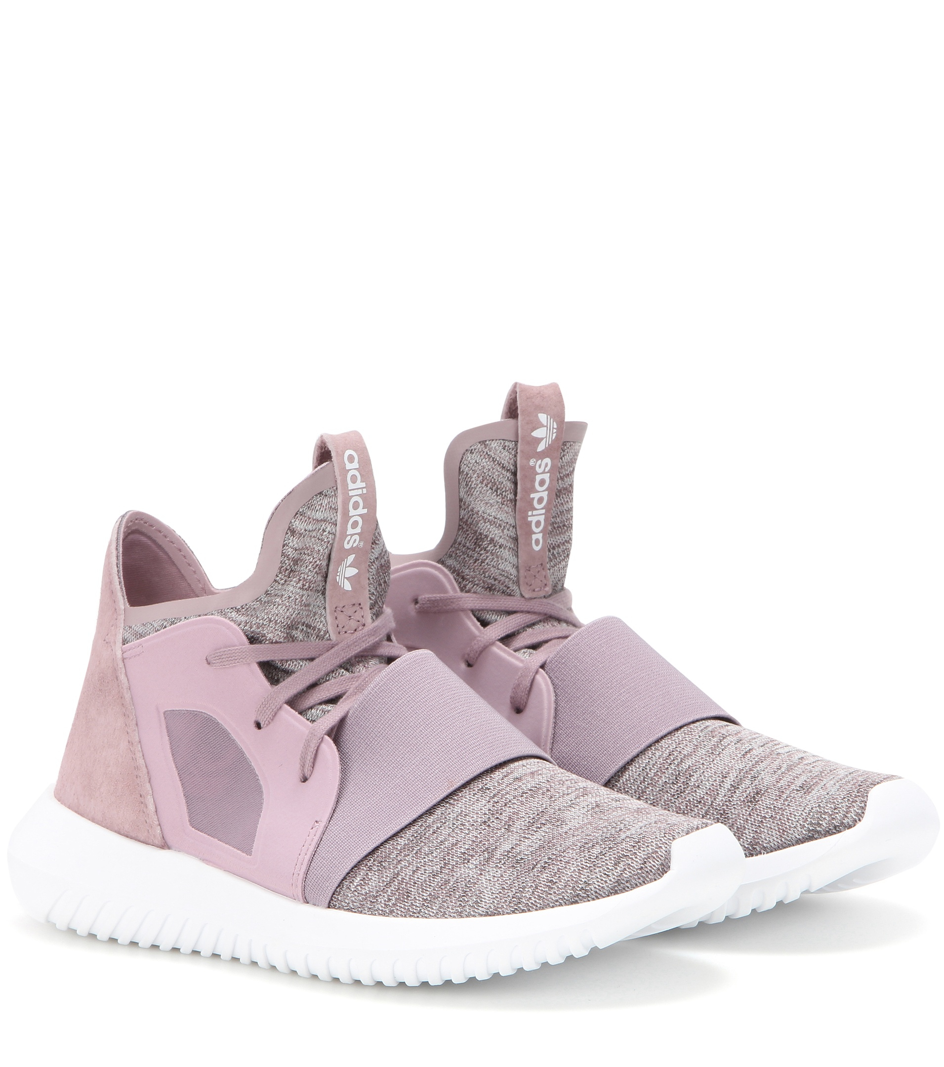 finest selection 17e39 da809 adidas Originals Tubular Defiant Sneakers in Gray - Lyst