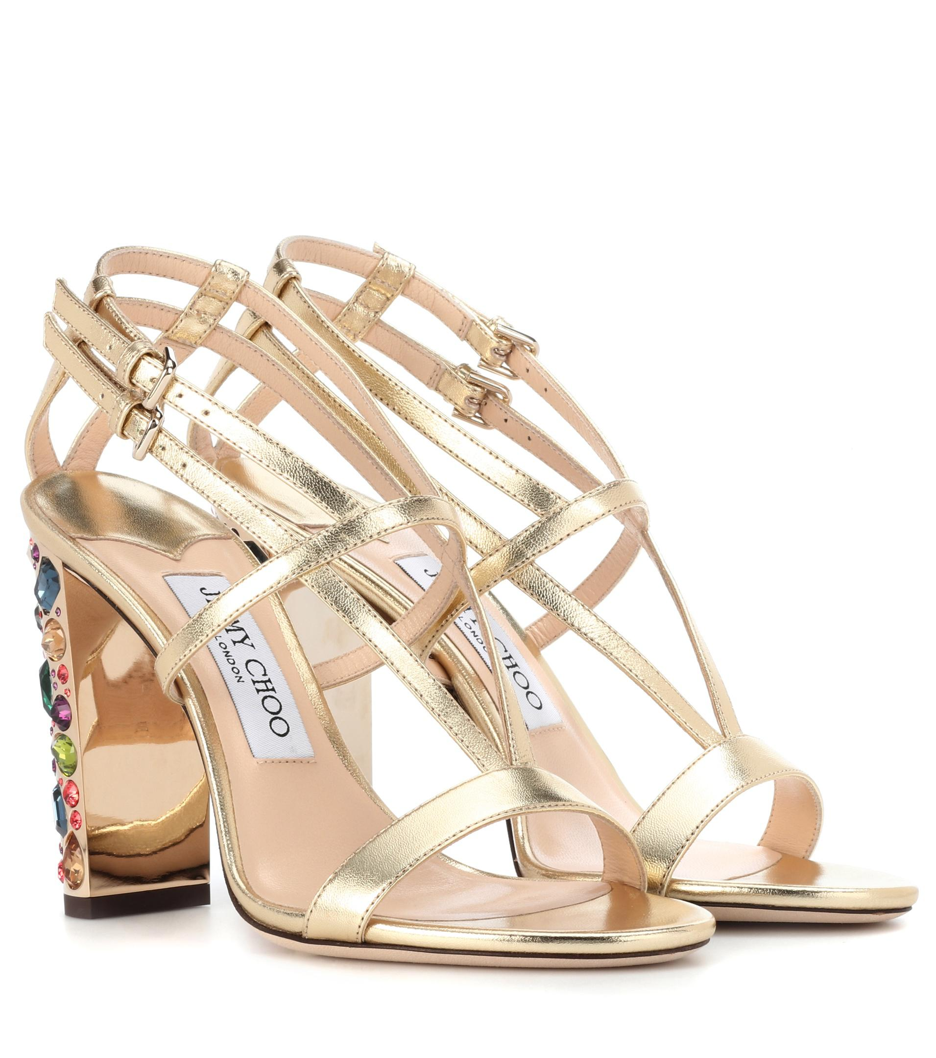 Jimmy choo Maeve 100 sandals