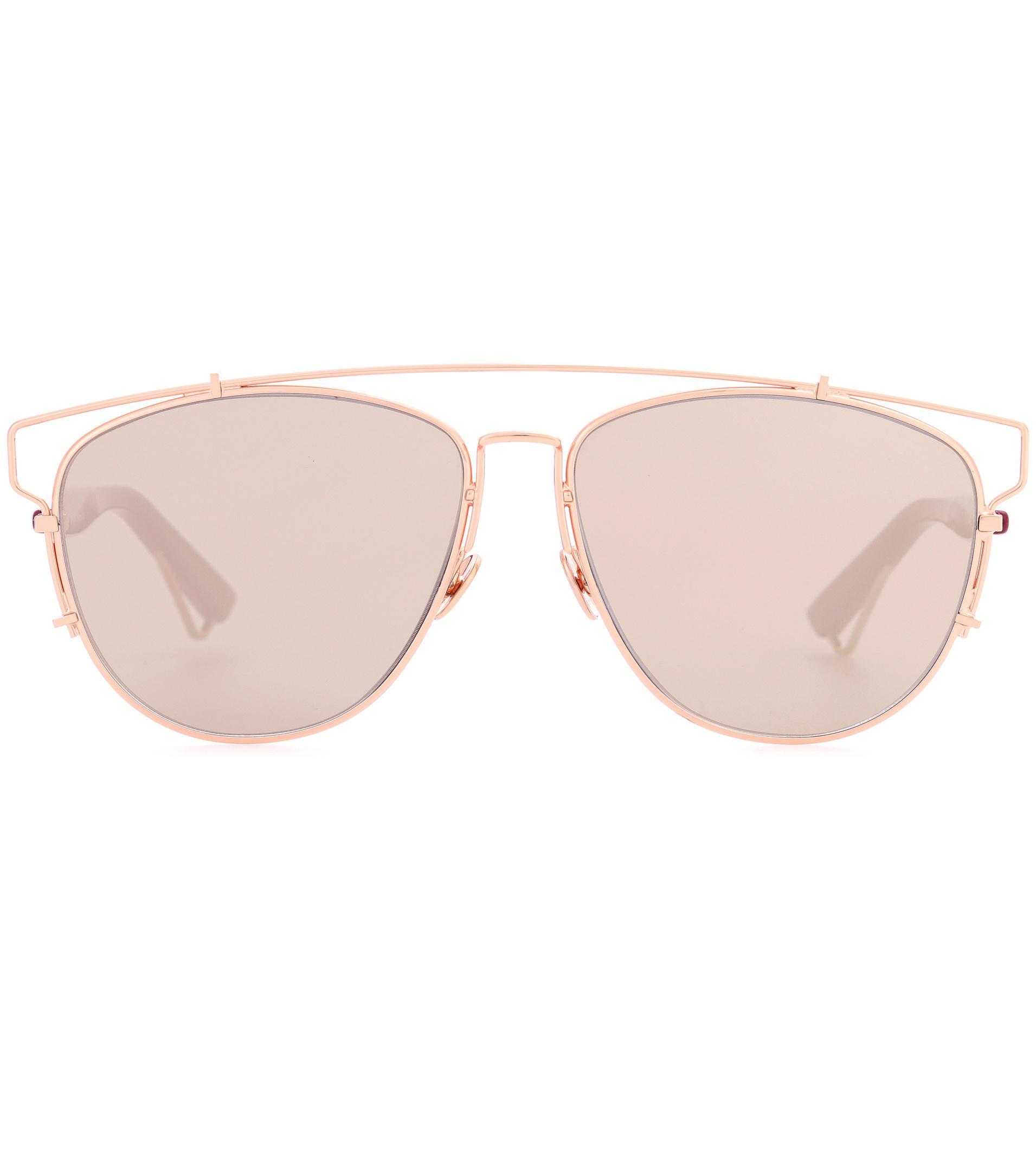 0e8698834c4e9 Dior Dior Technologic Sunglasses in Pink - Lyst