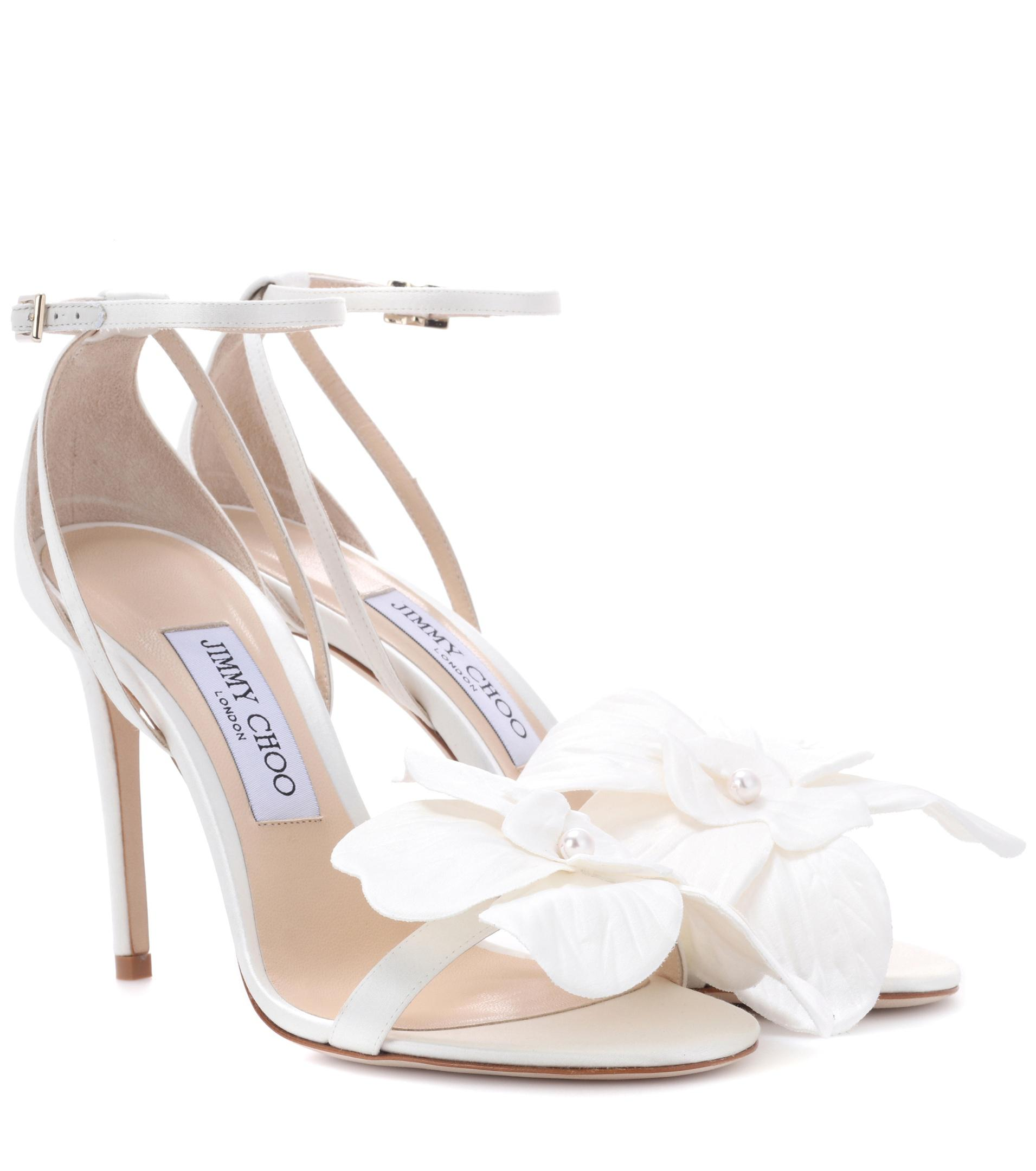 Sacora sandals - Metallic Jimmy Choo London AaAZFdB