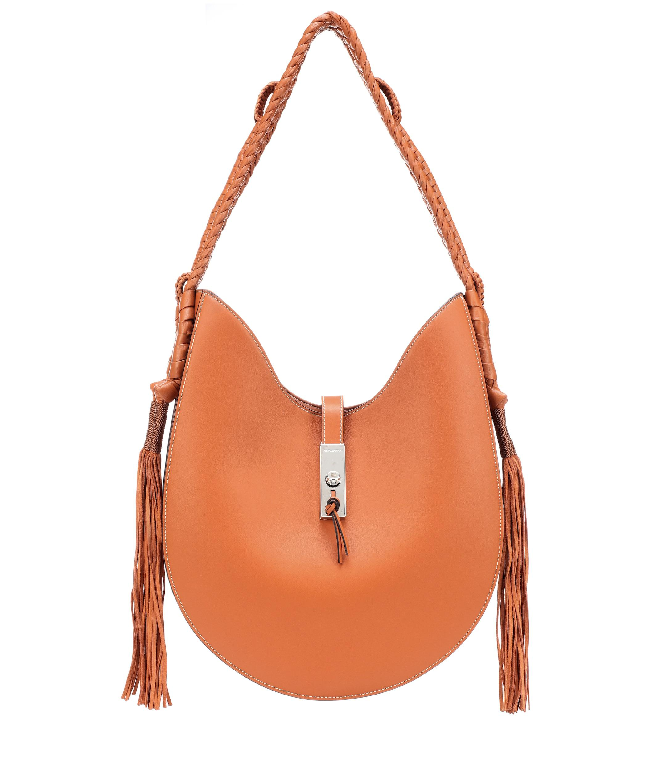 797e500dde84 Altuzarra. Women s Ghianda Large Leather Shoulder Bag