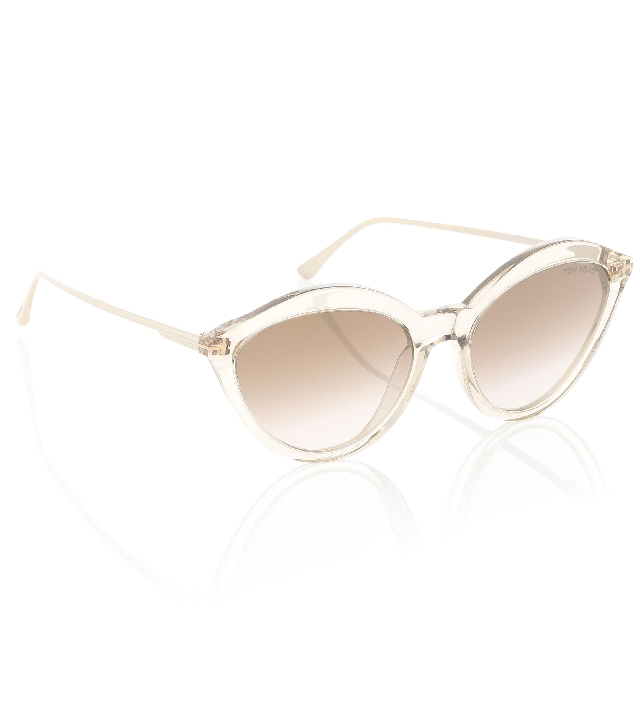 Chloé Cat Lyst Tom Sunglasses Ford In Brown Eye AE861q