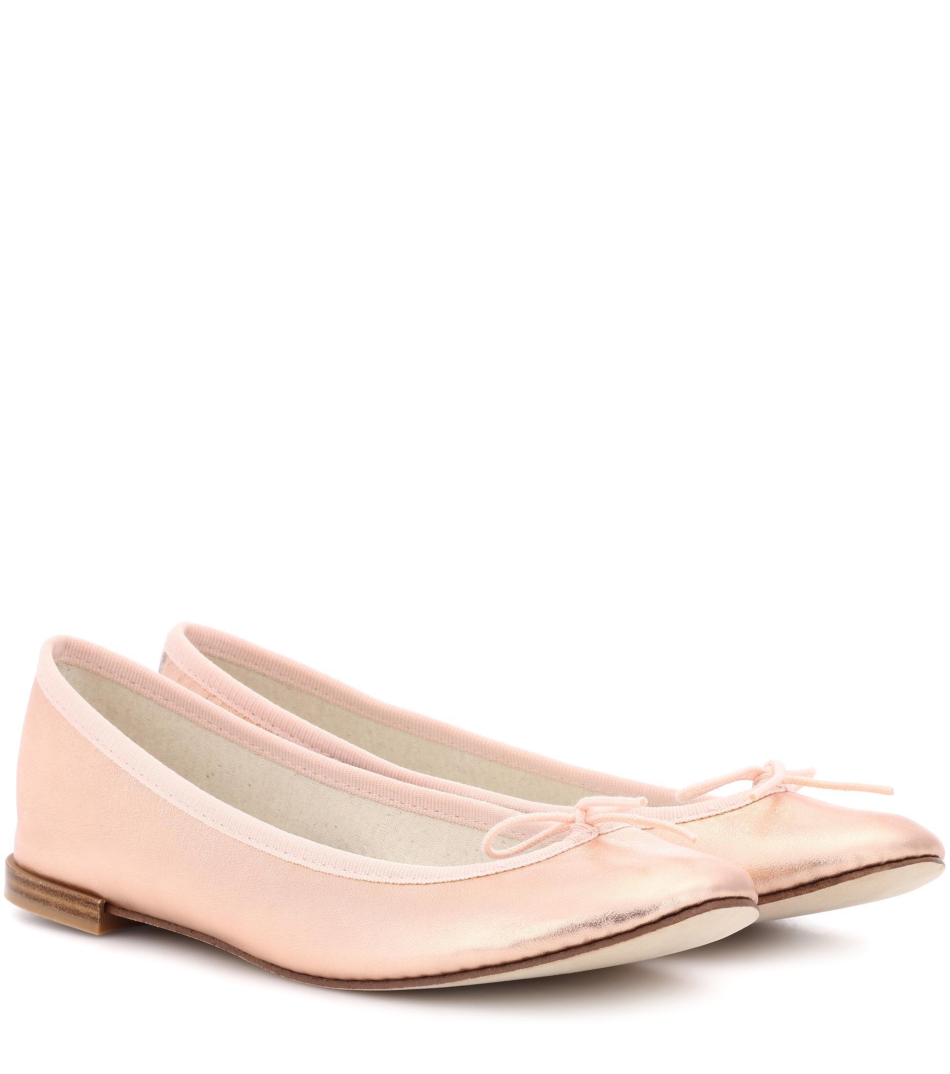 Repetto Cendrillon Ballerinas - Métalliques 3WIPL51Z