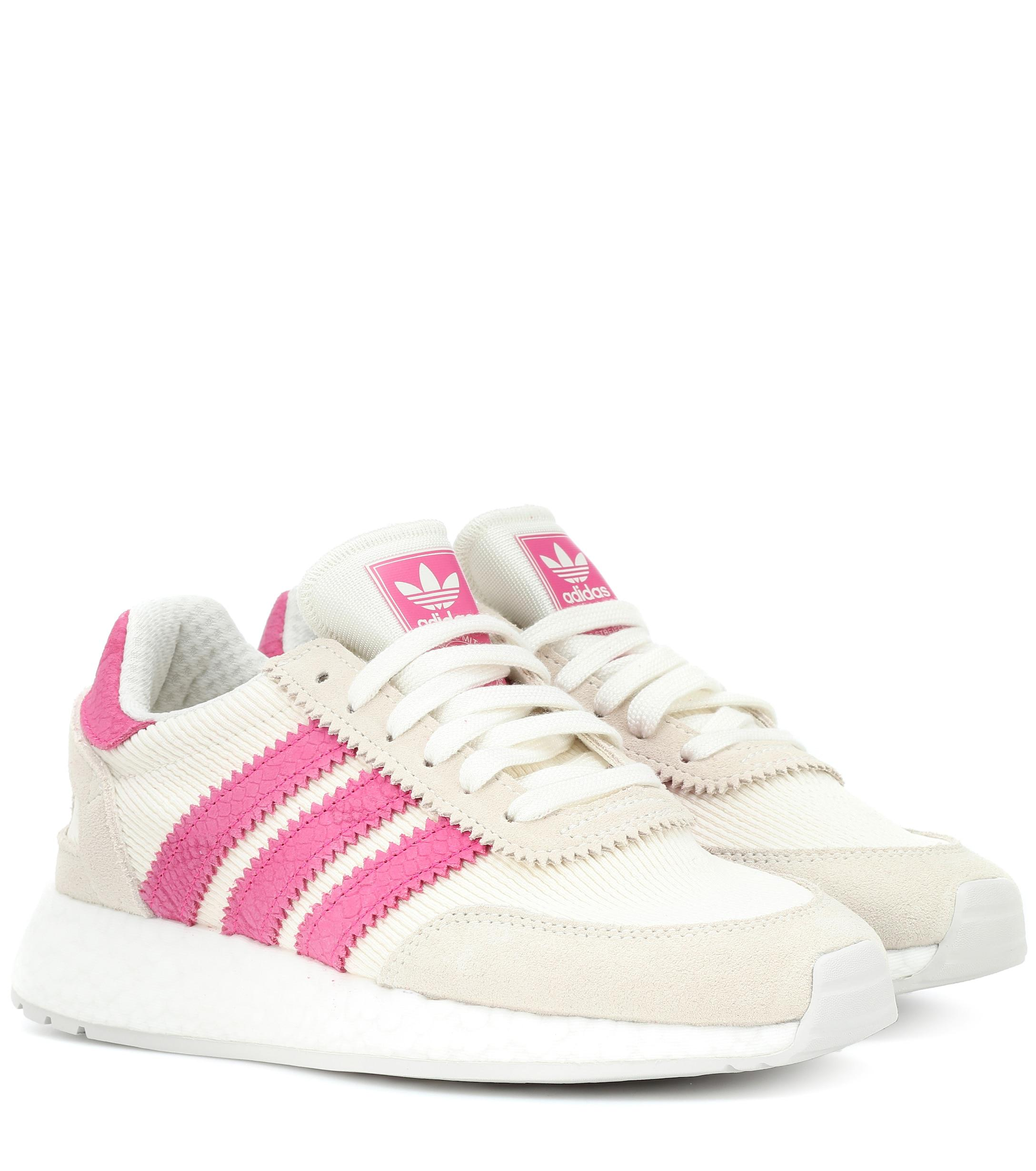 separation shoes 37f34 03367 Adidas Originals - Pink I-5923 Sneakers - Lyst. View fullscreen