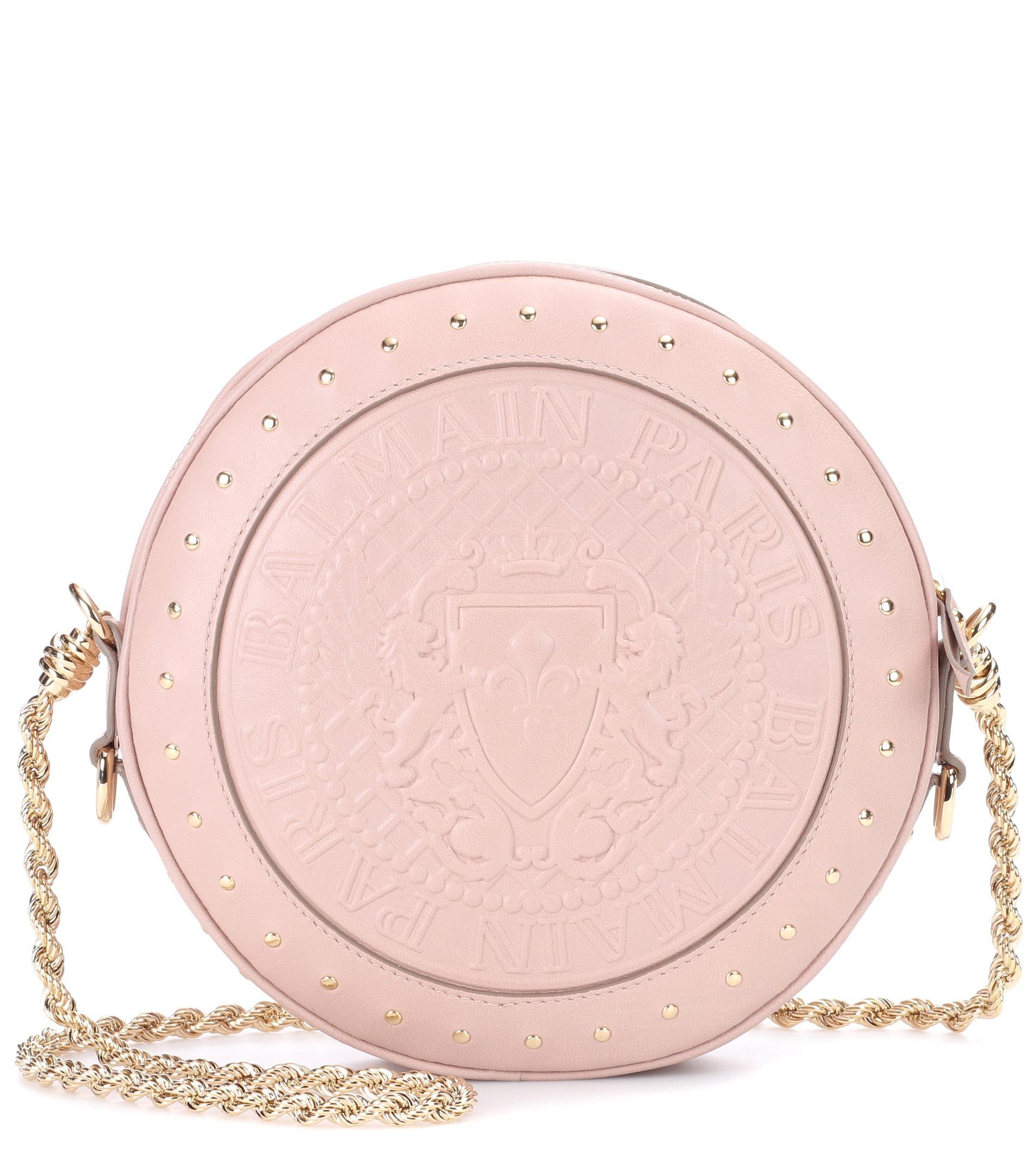 Pink Disco Bag Balmain RyauCNcg