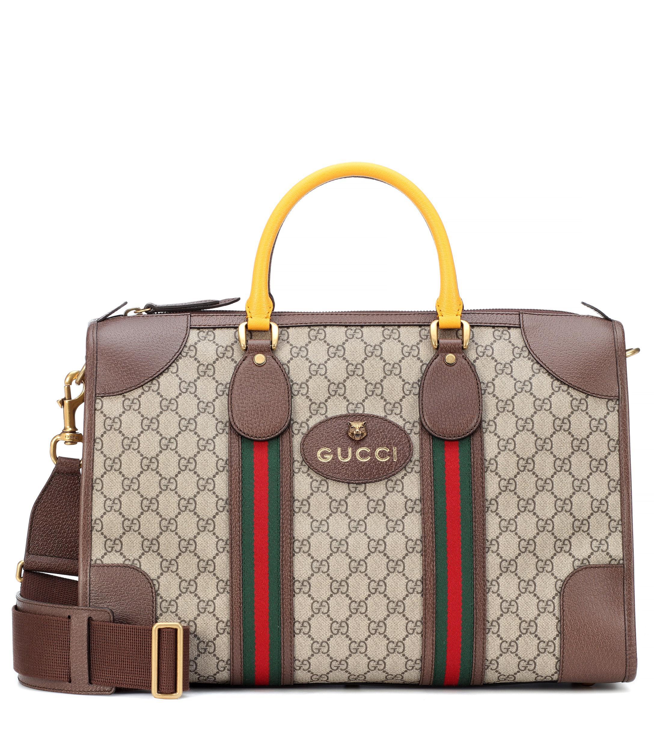 c107b812ddf6 Gucci. Women's Soft GG Supreme Tote