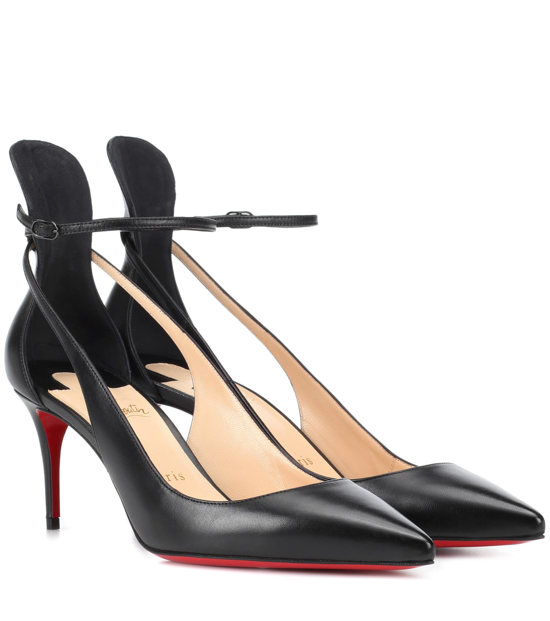 Mascara 70 leather pumps Christian Louboutin sD0AUYCN