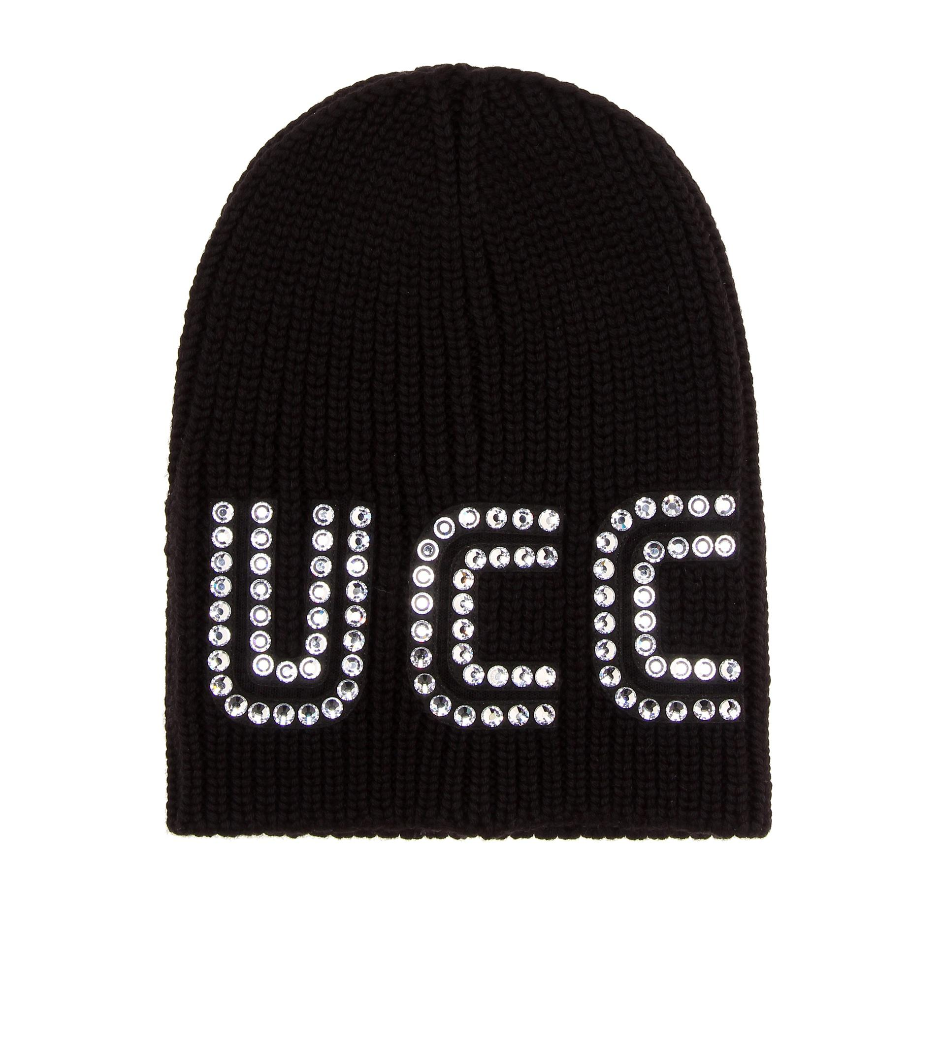 Gucci Guccy Game Sparkle Beanie in Black - Save 10% - Lyst 3214c0fe4f4c