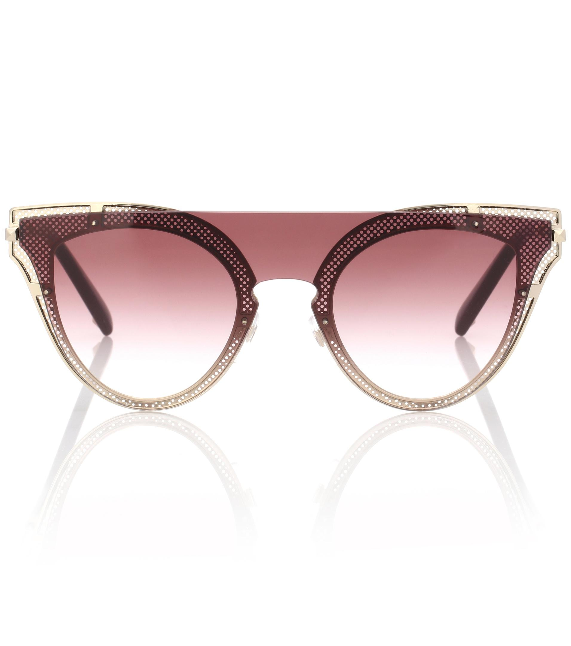 Garavani cat-eye sunglasses Valentino 4facvHI9c