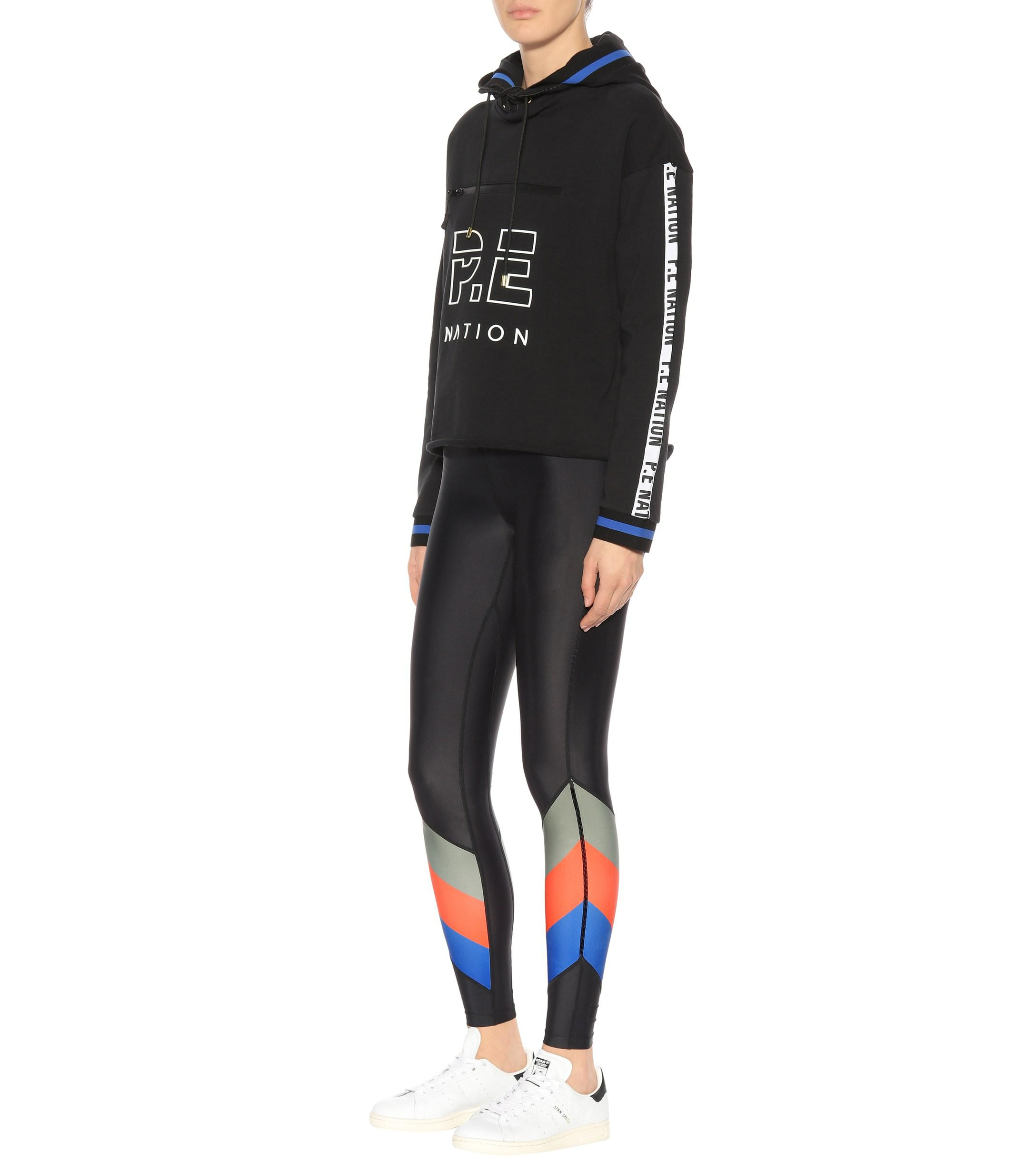 15ee524026896 P.E Nation - Multicolor First Gen Printed leggings - Lyst. View fullscreen