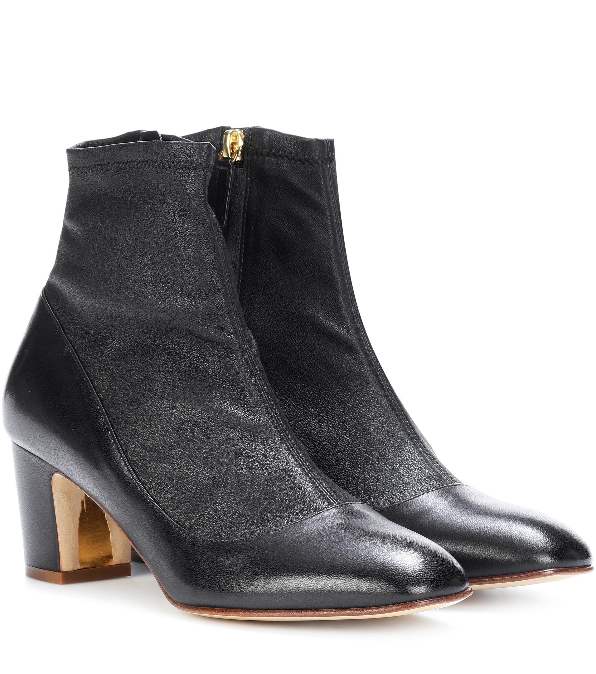 Rupert Sanderson Fernie leather ankle boots uHIdZctQ