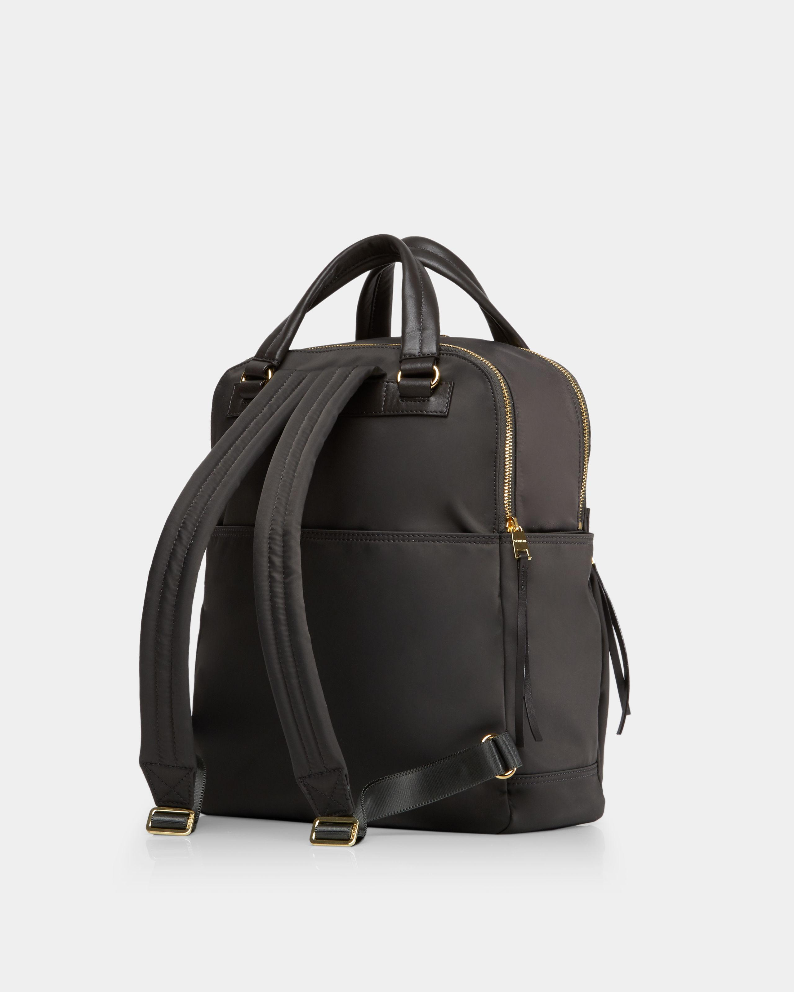 db20e44adafd MZ Wallace Anthracite Jordan Backpack in Gray - Save 5.696202531645568% -  Lyst
