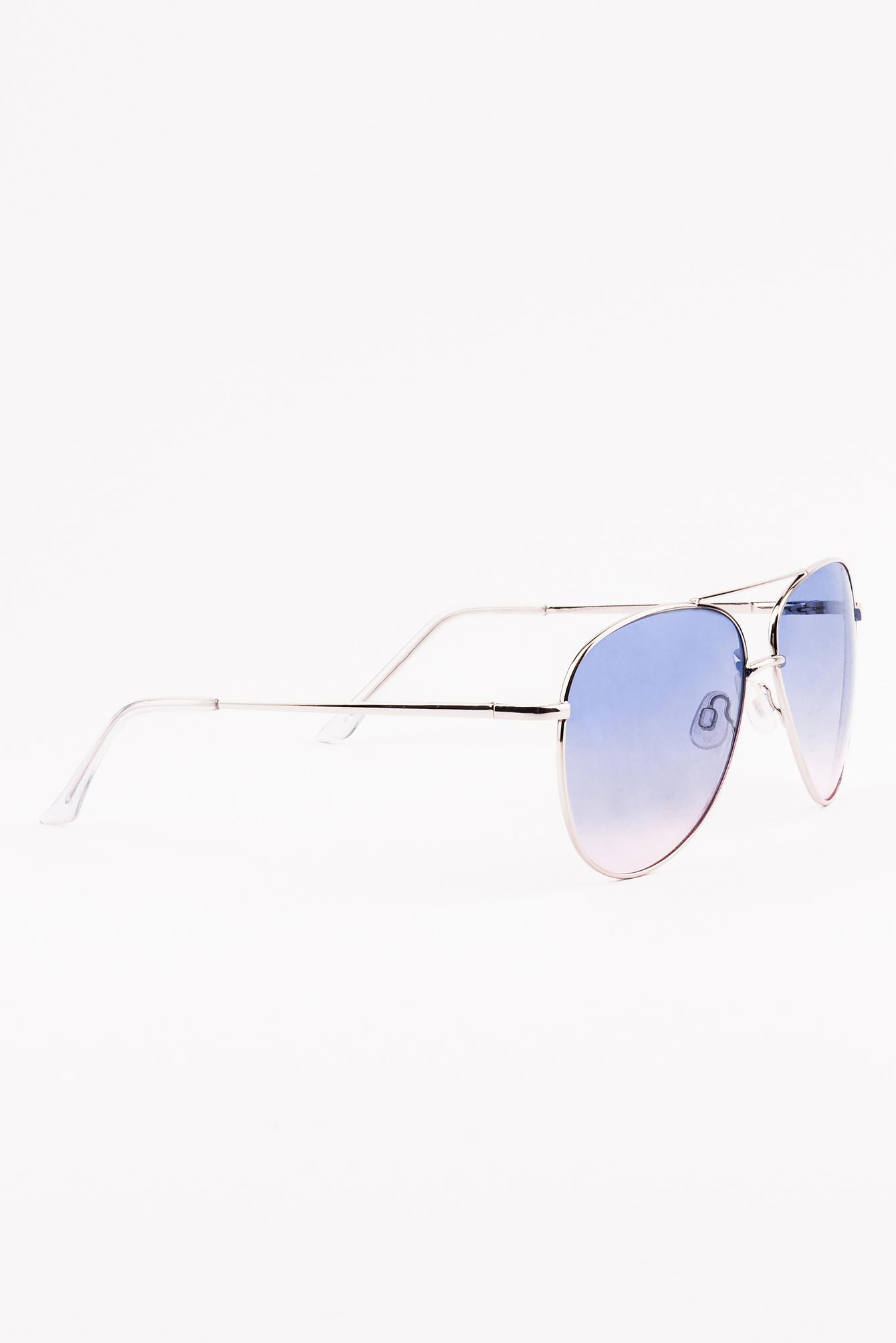 NA-KD Accessories Round Colored Sunglasses - Purple YJuQnKu