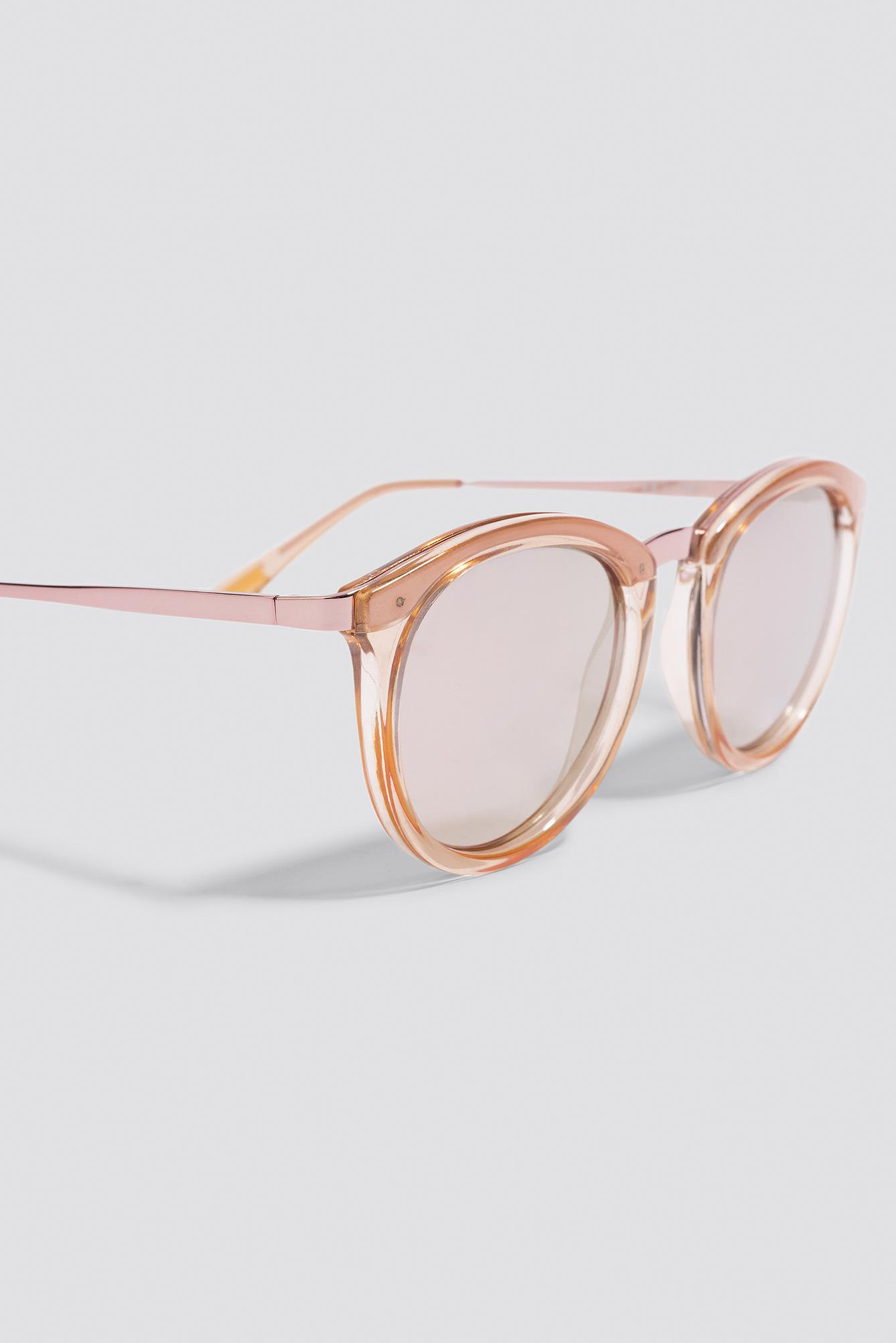 edbe470a5a Le Specs No Smirking Crystal Rose in Pink - Lyst