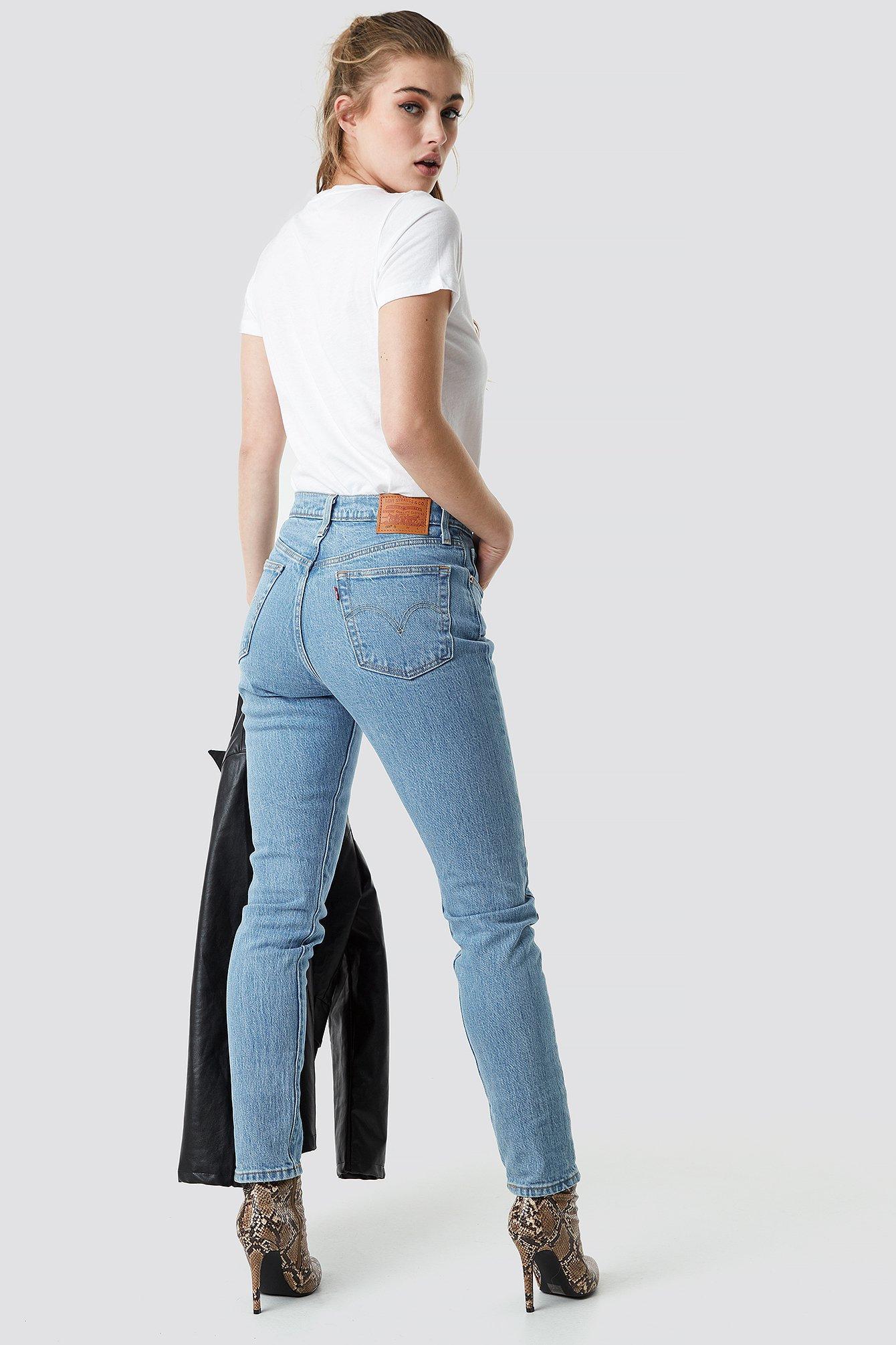 9895778e Skinny Lyst Levi's In Blue 501 Jeans cRq4j35AL
