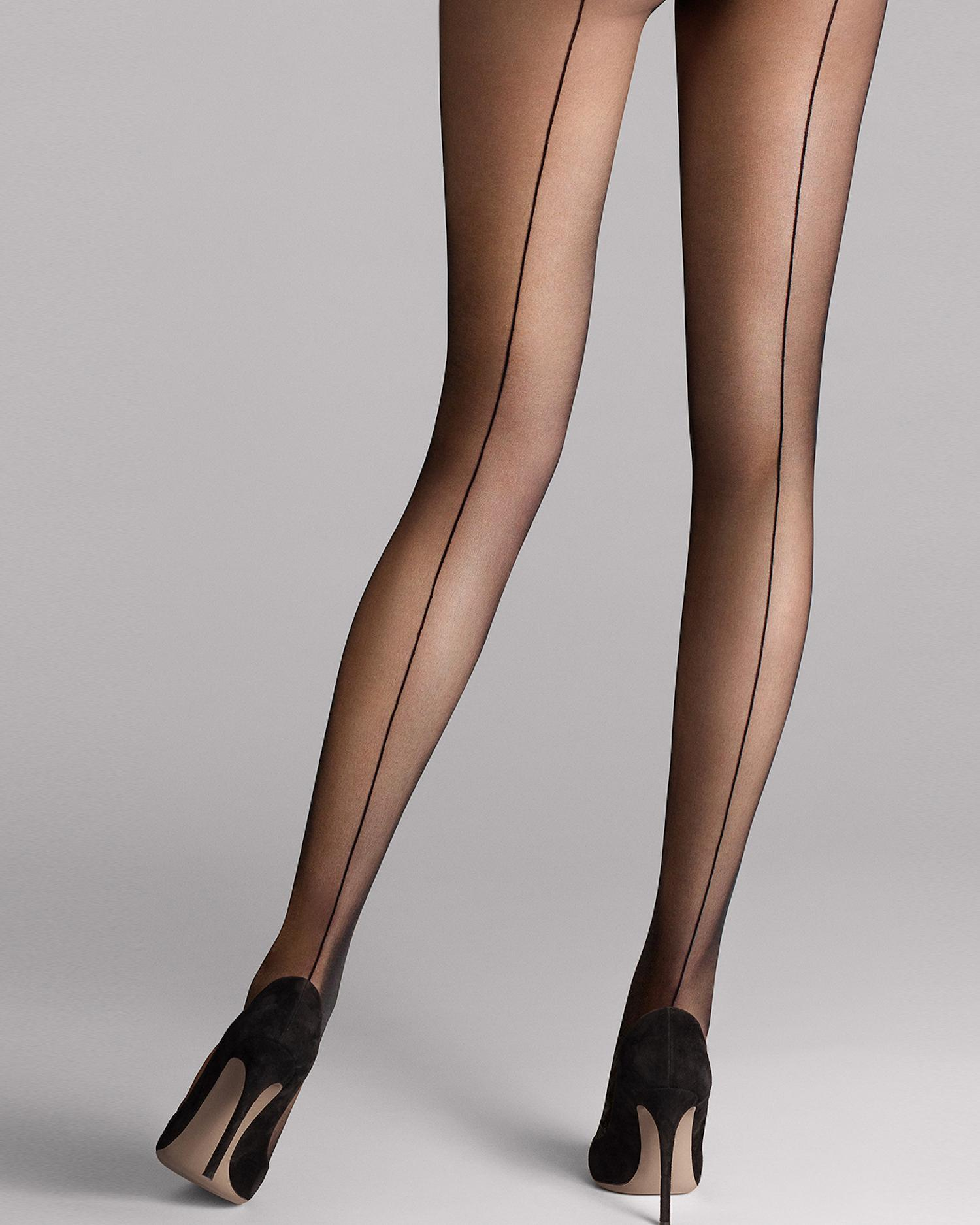 Wolford individual stay hip in stock at uk tights