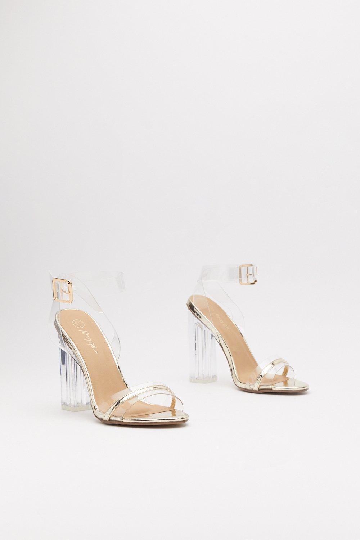 310534b2823 Women's Have I Made Myself Clear Block Heels