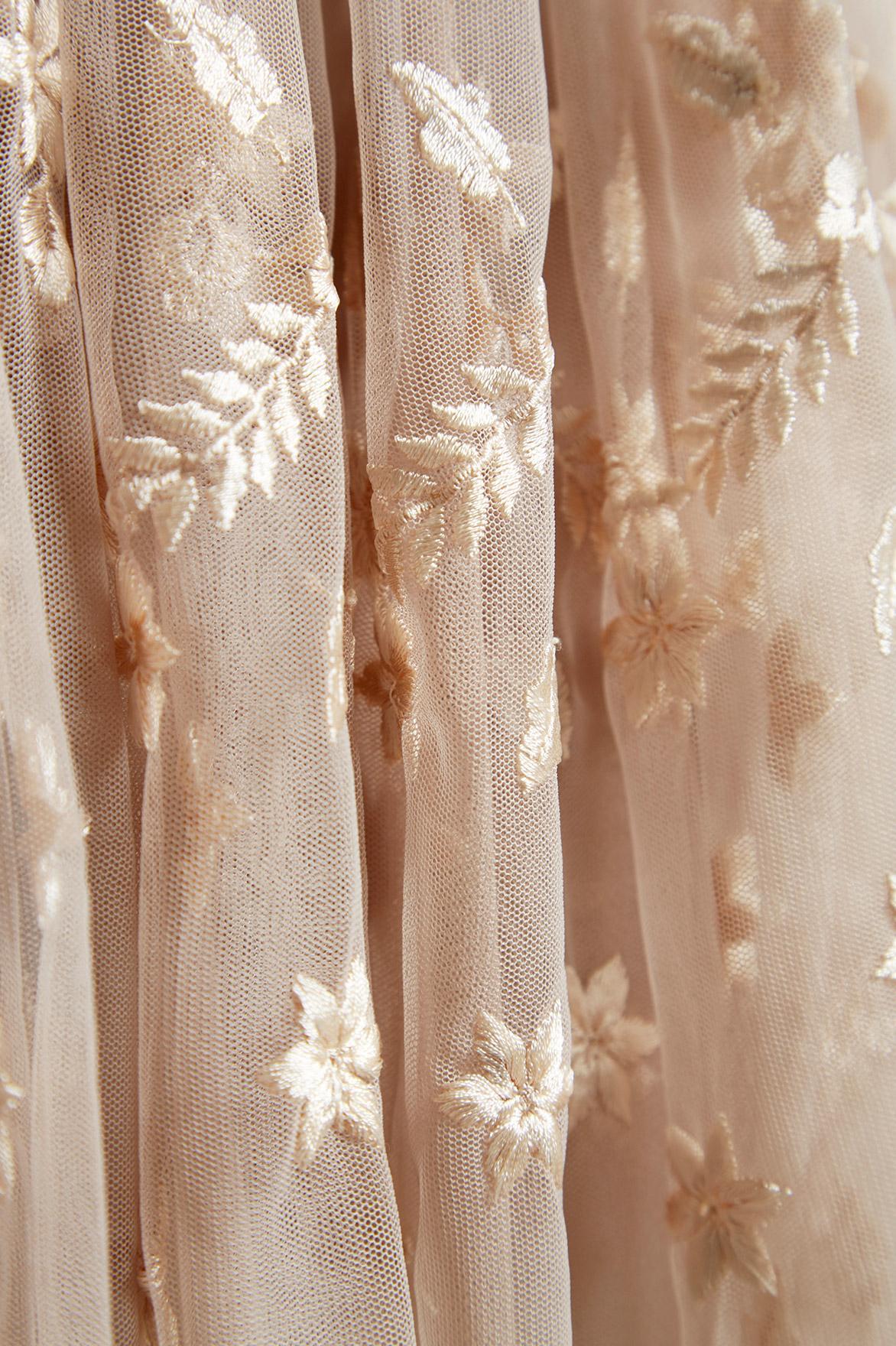 Lyst - Needle & Thread Clover Gown