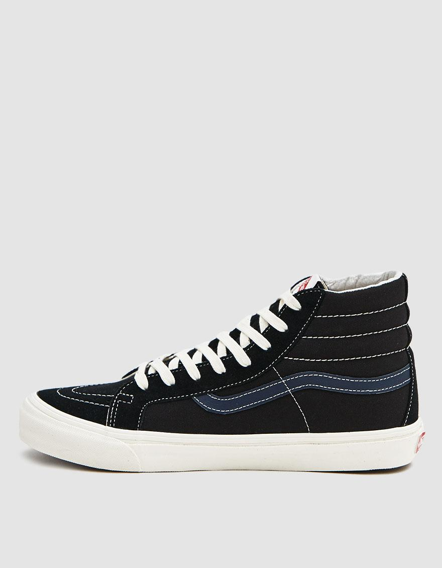 1a23db4c0a Lyst - Vans Sk8-hi Lx Sneaker in Black for Men