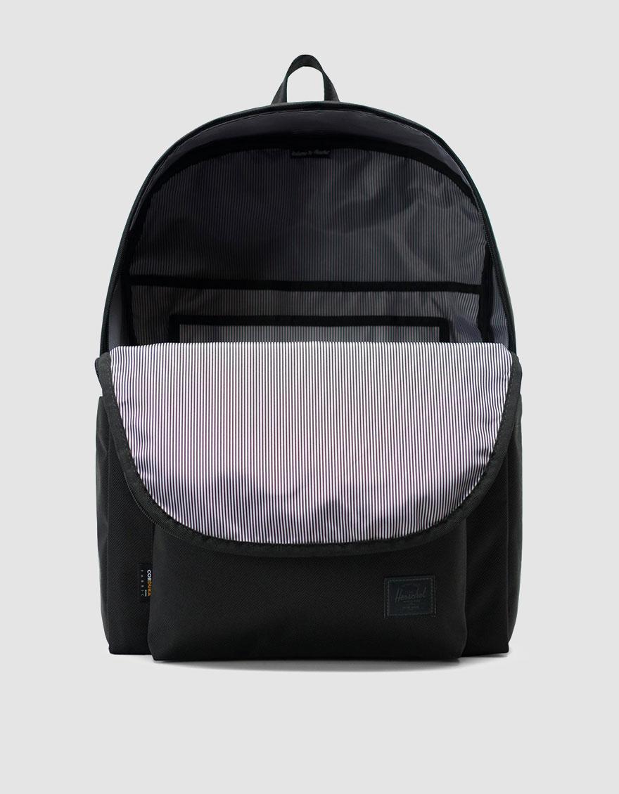 Lyst - Herschel Supply Co. Berg Cordura® Backpack in Black for Men e50e01adbe5d2