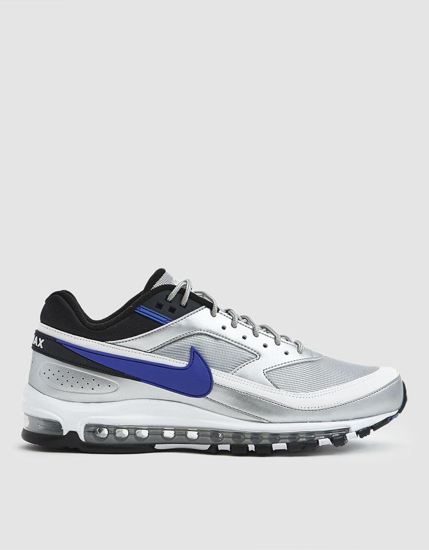 free shipping 69f3a cba5e Lyst - Nike Air Max 97 bw Sneaker in Metallic for Men - Save 50%