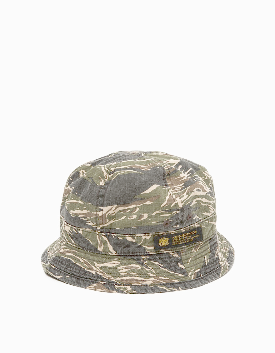 a3ed72838834f Neighborhood Mil-ball Hat in Green for Men - Lyst