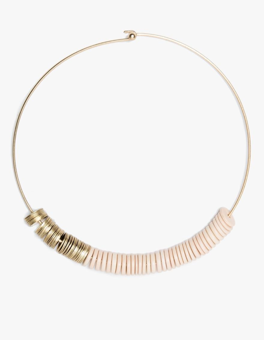 maslo jewelry maslo jewelry balance necklace in lyst 4672